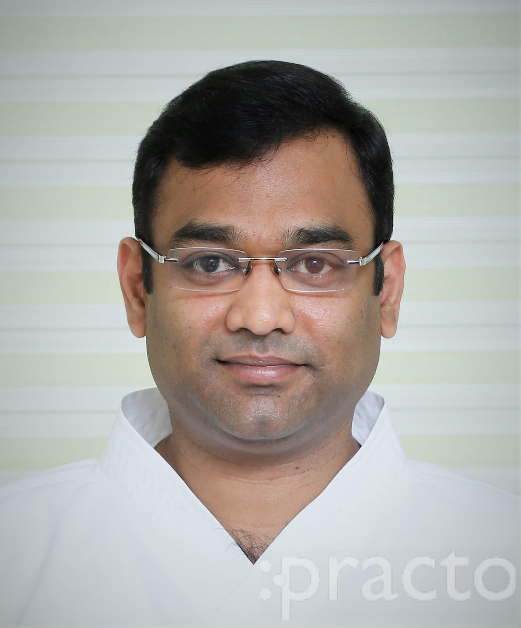 Dr. Srinivas K - Dentist