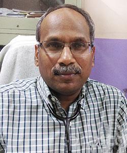 Dr. Srinivas Ravuri - Pediatrician
