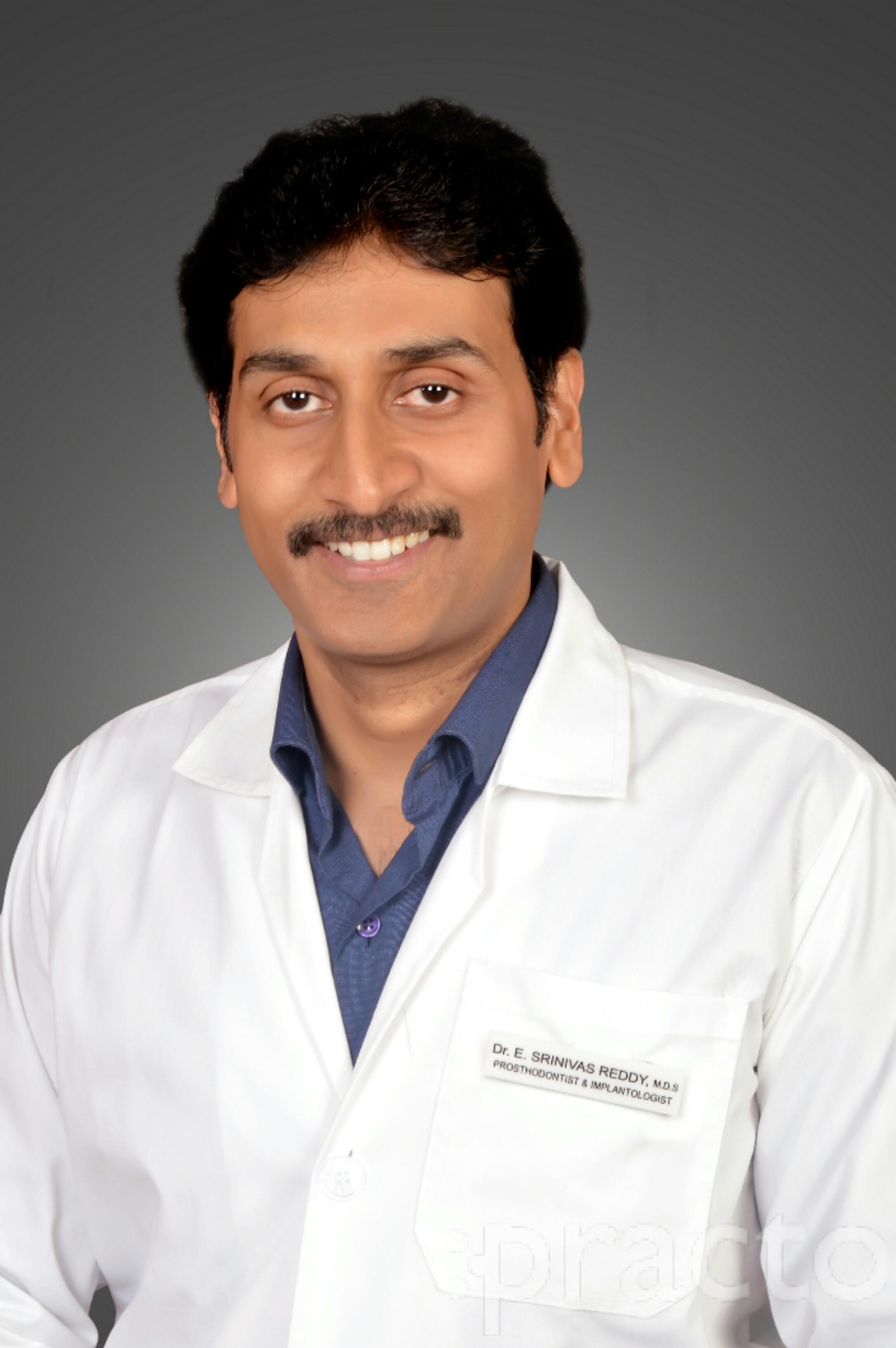 Dr. Srinivas Reddy E - Dentist
