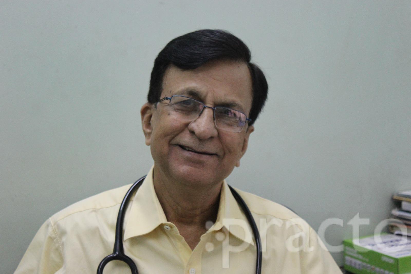 Dr. Subhash Chander Sapra - Pediatrician