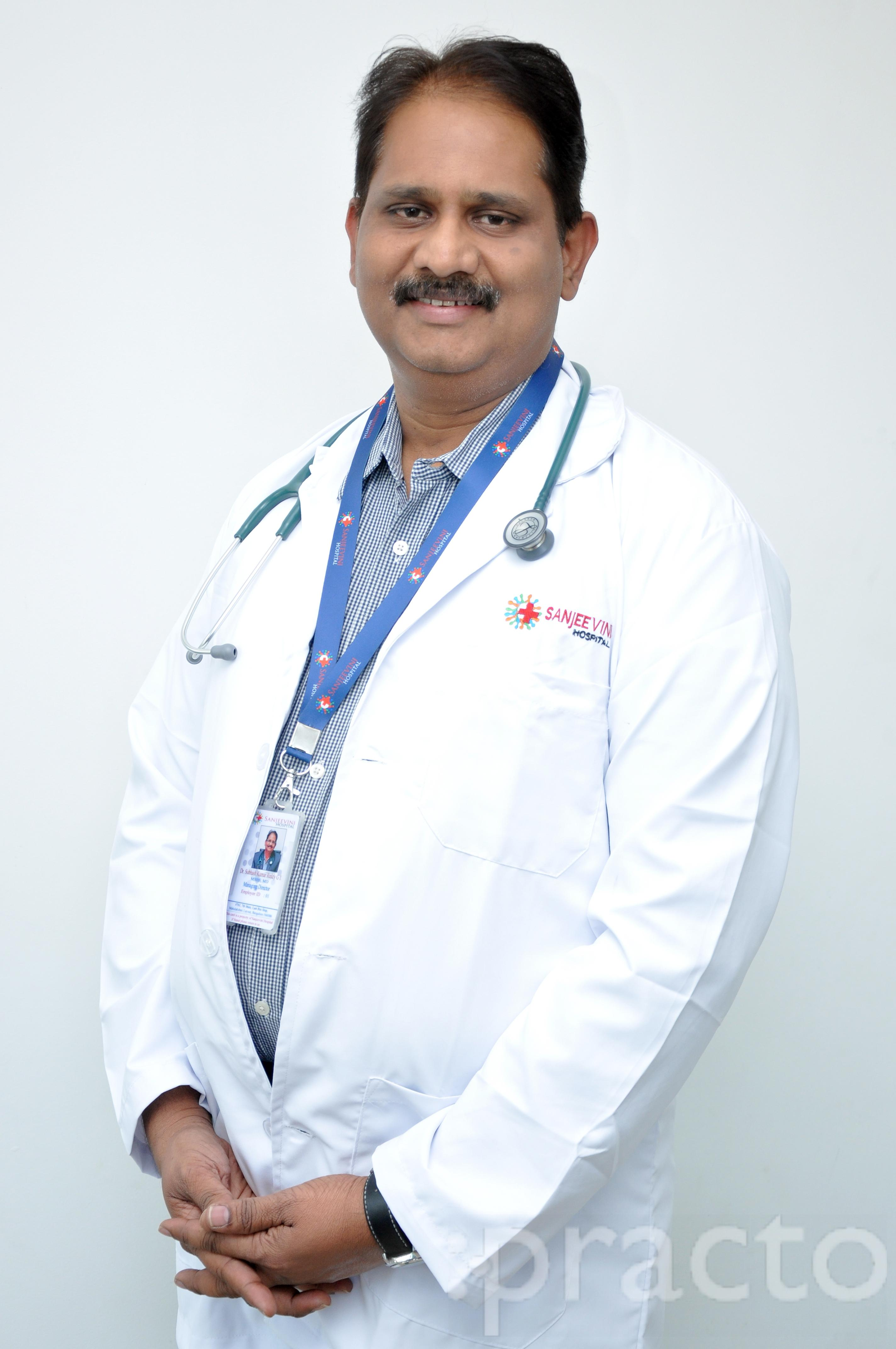 Dr. Subhash K Reddy G R - Pediatrician