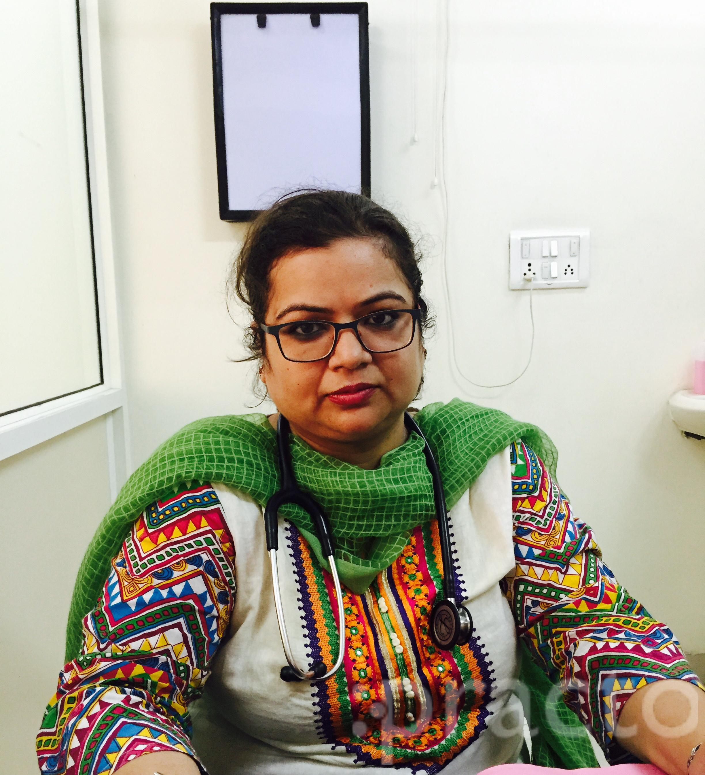 Dr. Subhra - Pediatrician