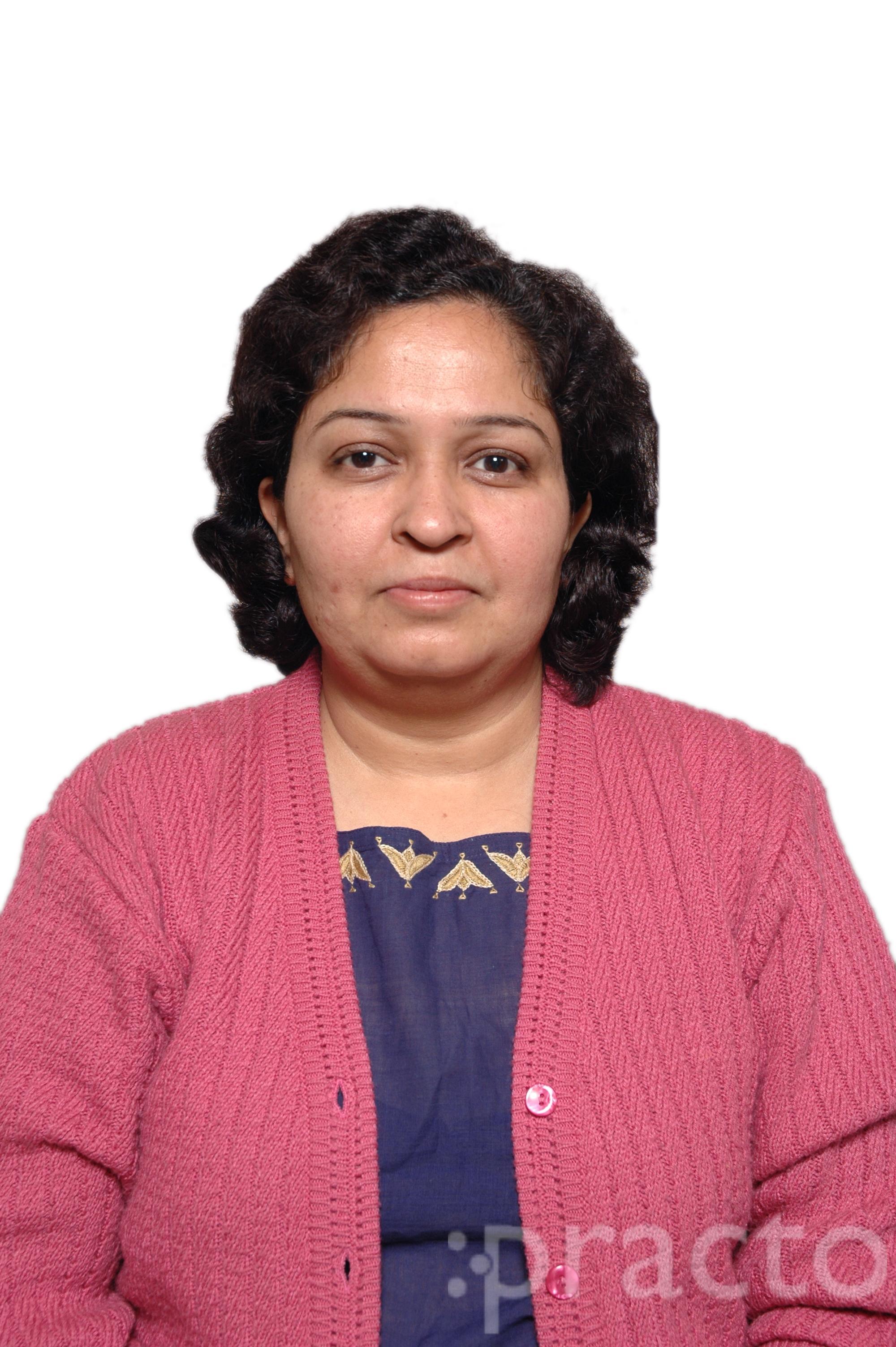 Dr. Sucharita Paranjpe - Ophthalmologist