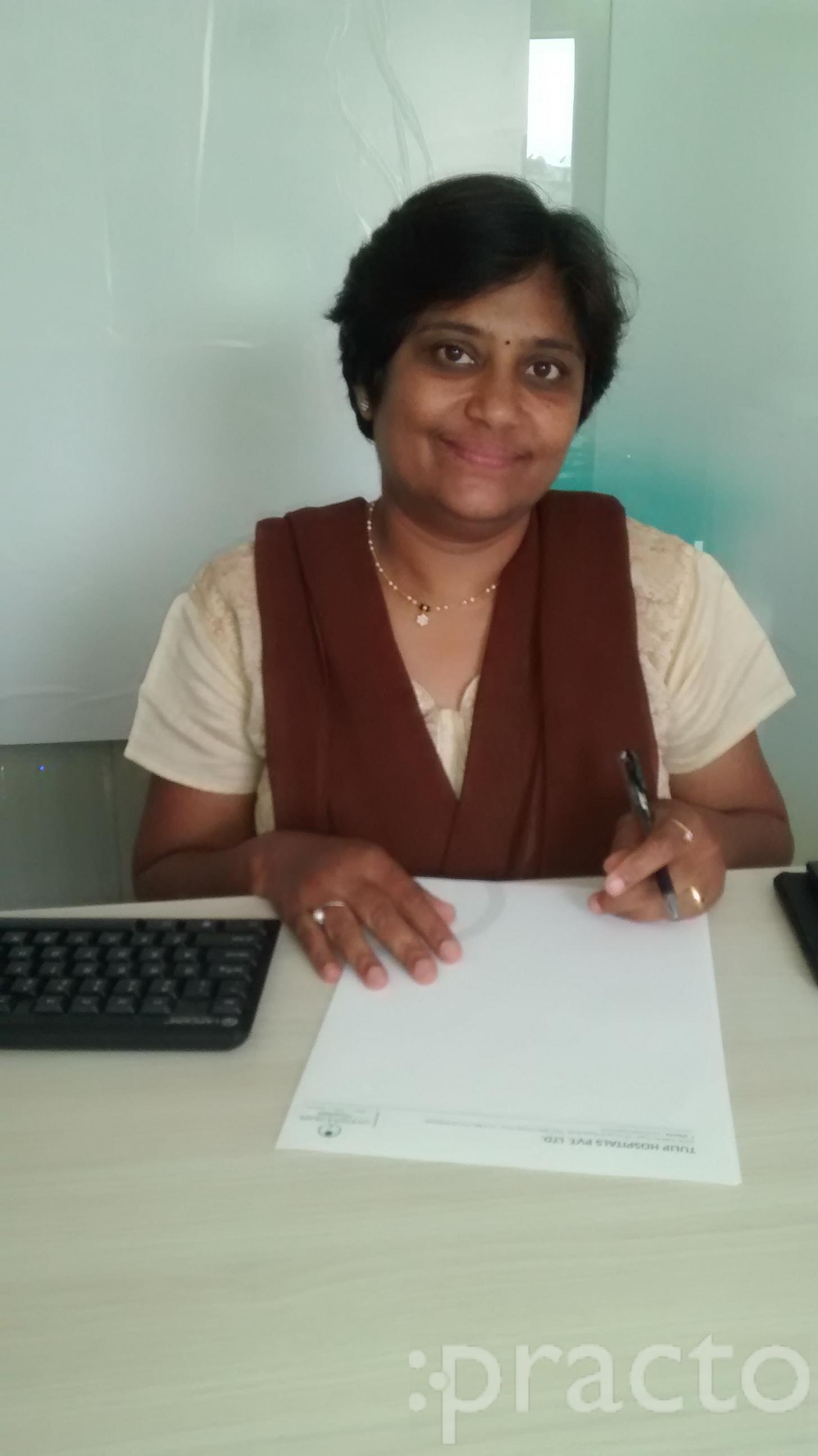Dr. Sucheta Parte - Gynecologist/Obstetrician