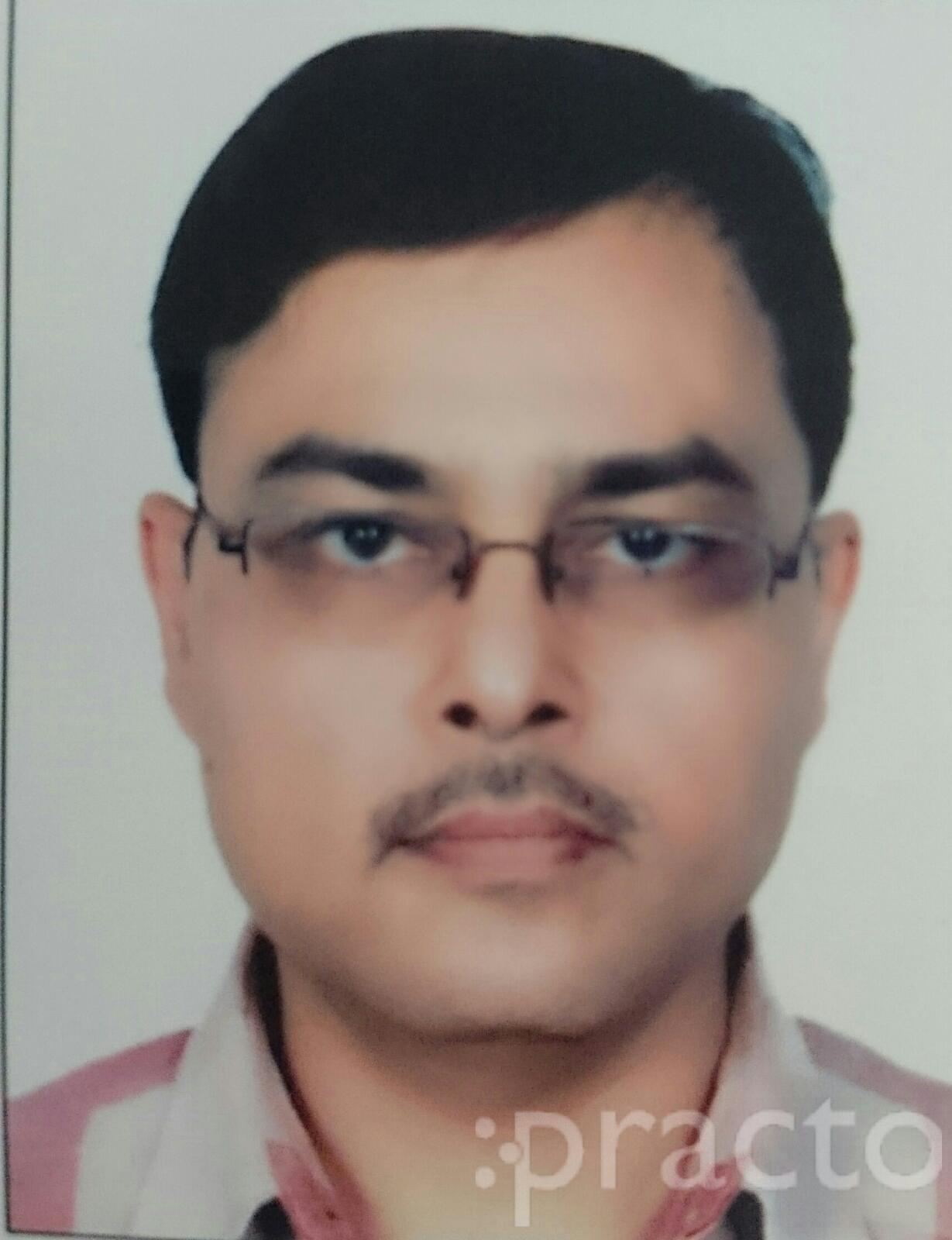 Dr. Sudhanshu Kumar - Pediatrician