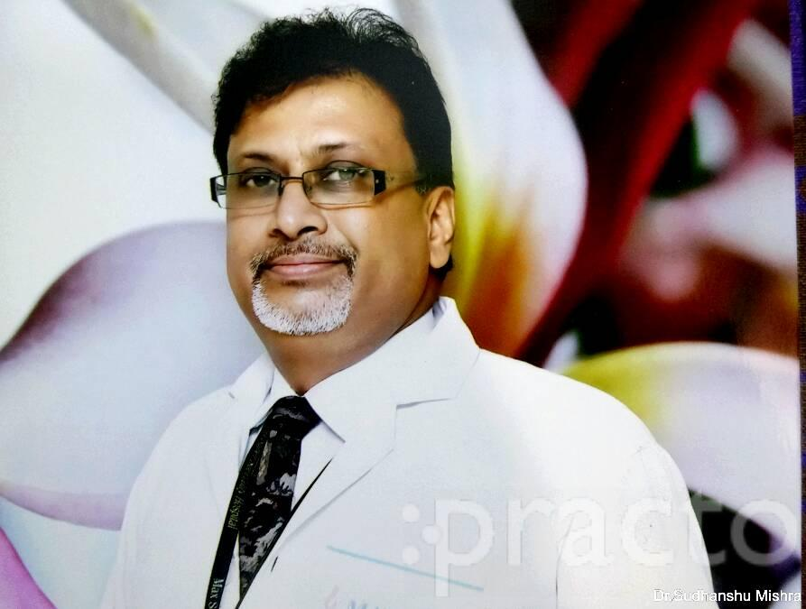 Dr. Sudhanshu Mishra - General Surgeon