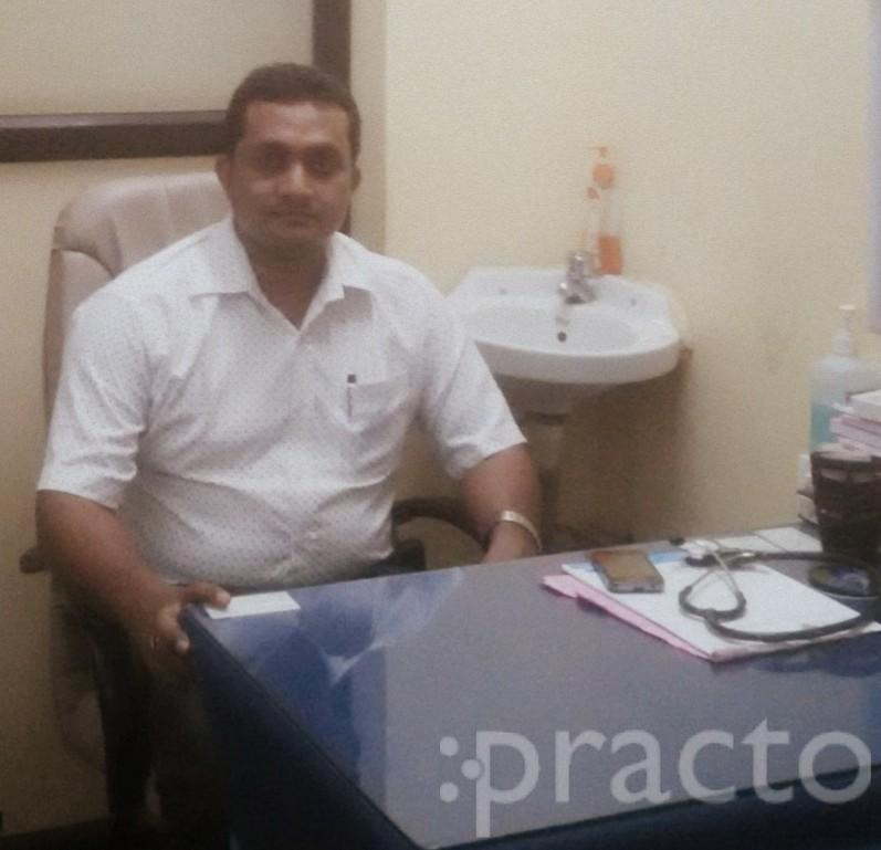 Dr. Sudhir Gadge - Orthopedist