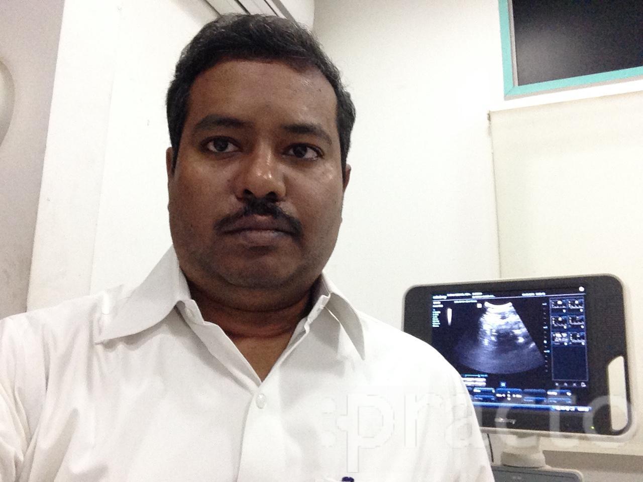 Dr. Sudhir Pudi - Radiologist