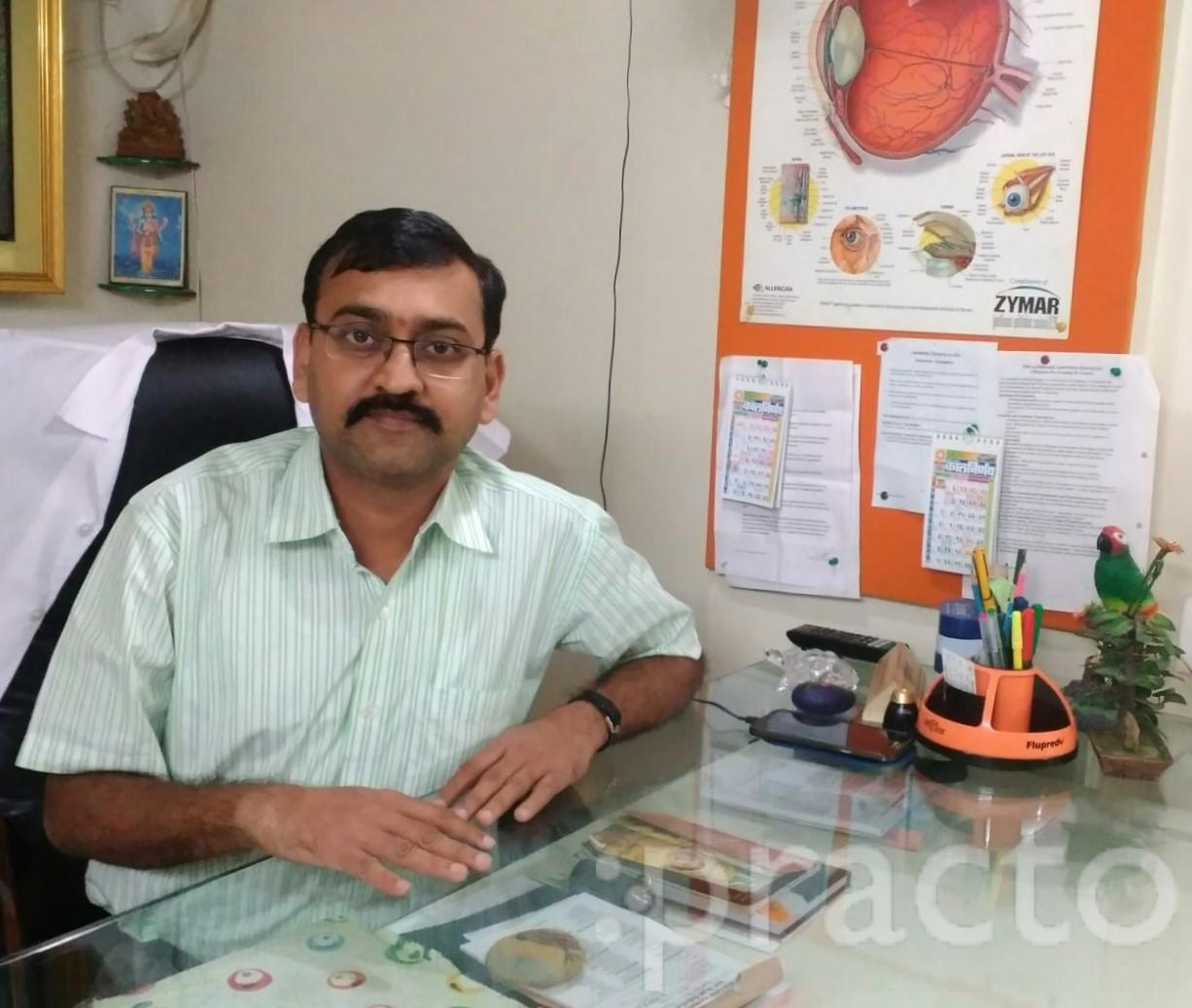 Dr. Sudhir Wadgaonkar - Ophthalmologist