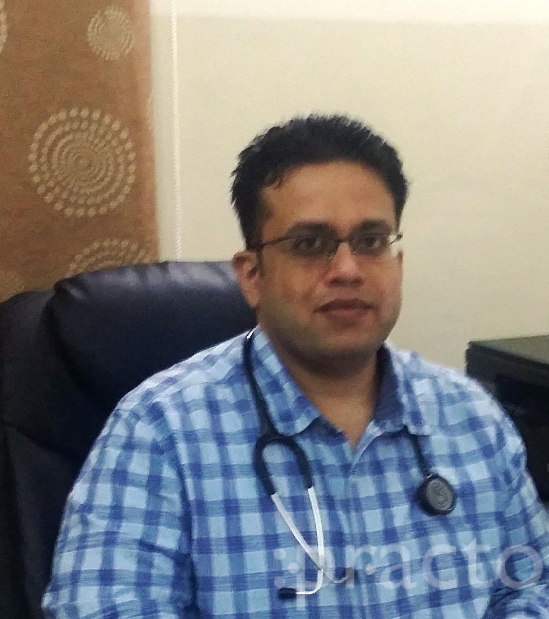 Dr. Suhail Bin Ahmed - General Physician