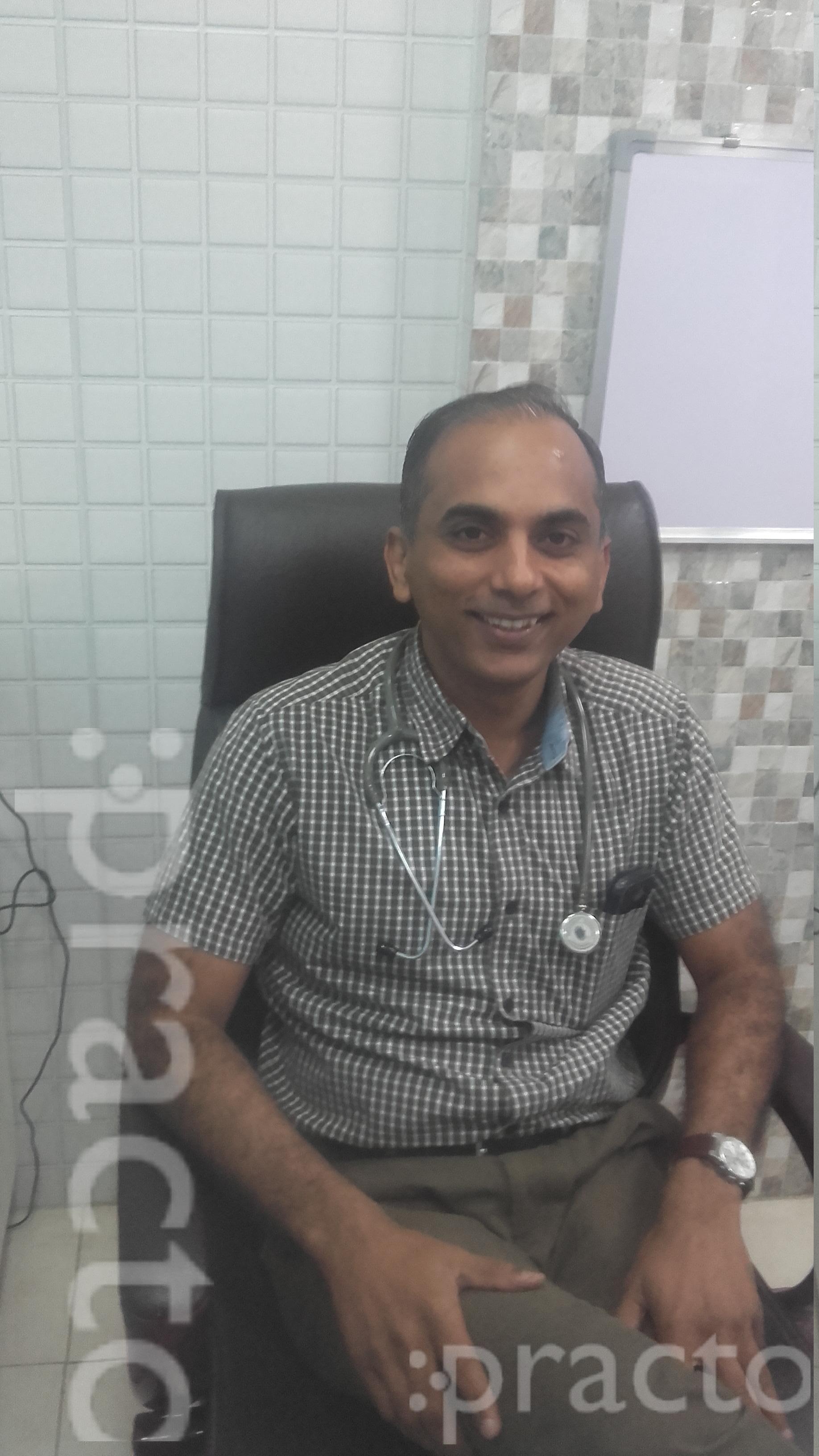 Dr. Suhas Warad - Pediatrician