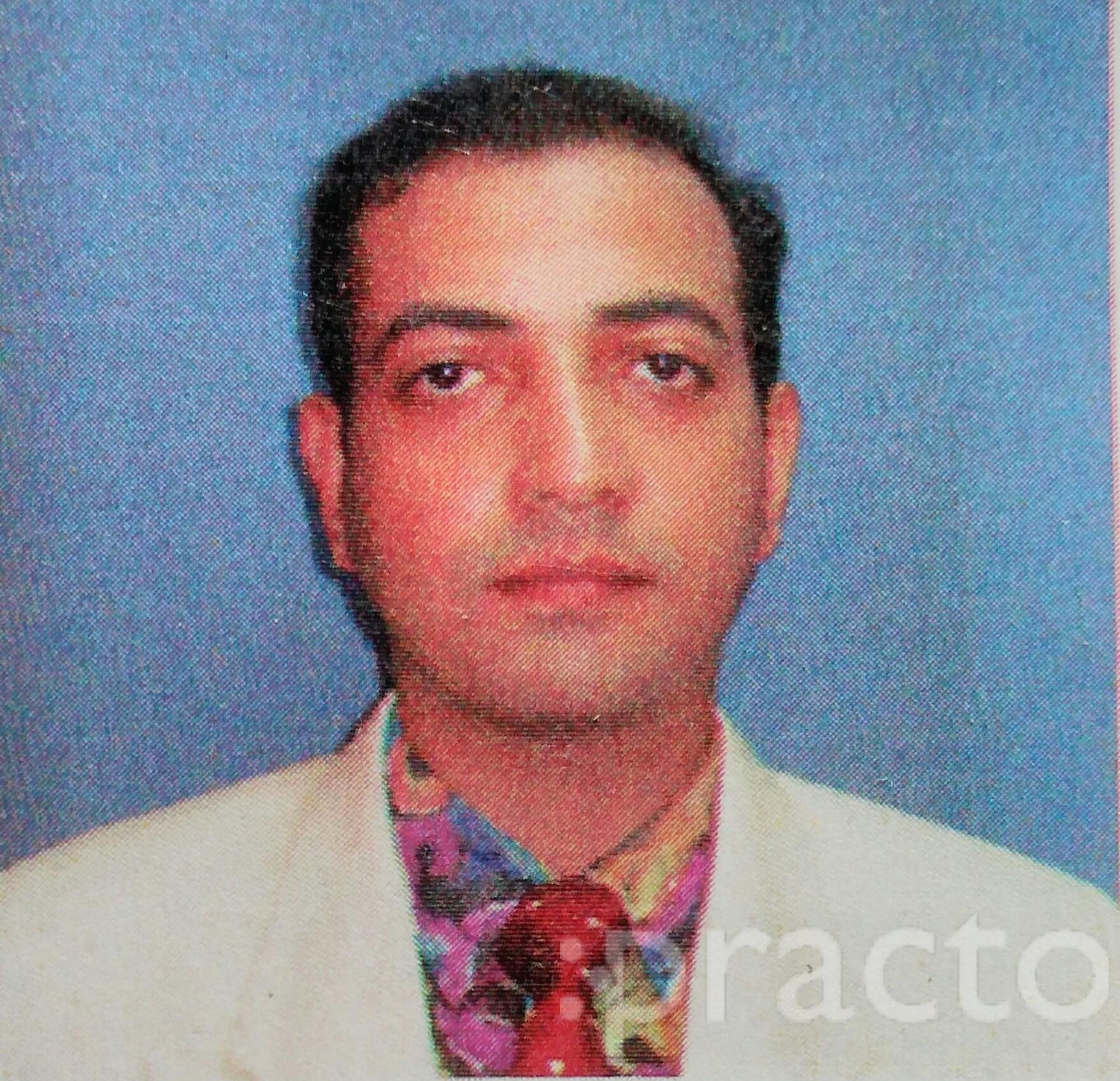 Dr. Sultan Ali - Dentist