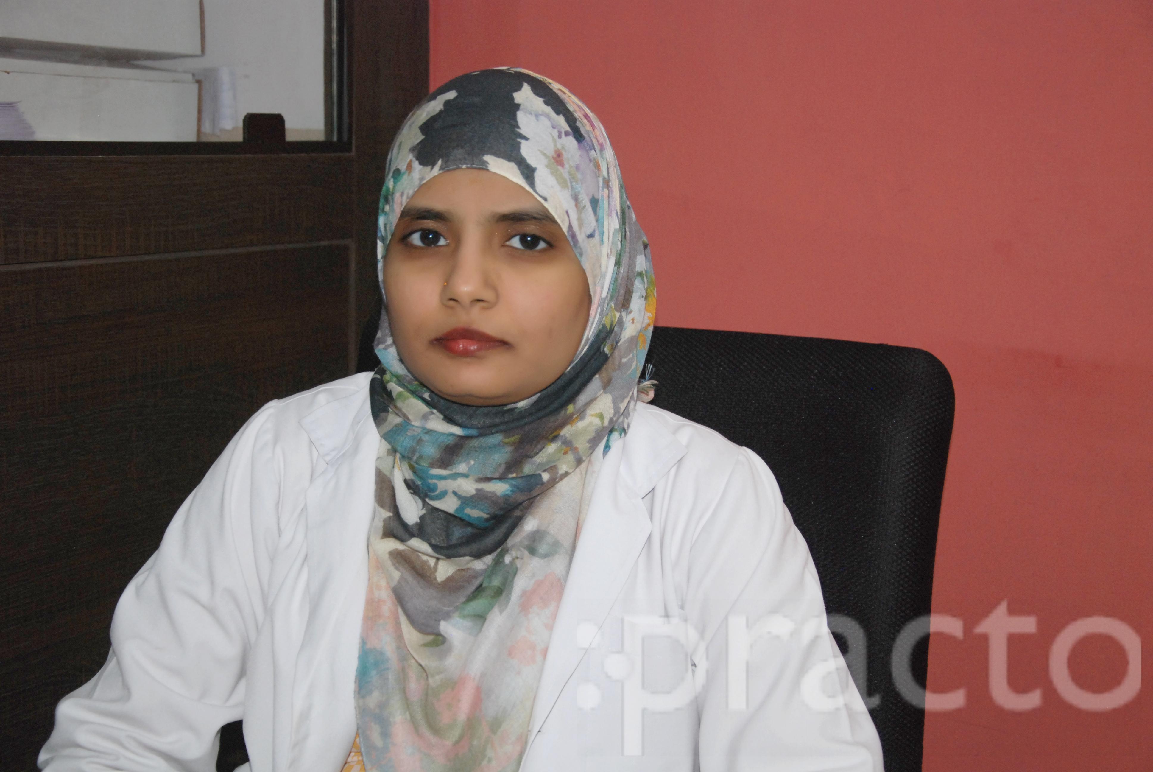 Dr. Sultana Shaik - Dentist