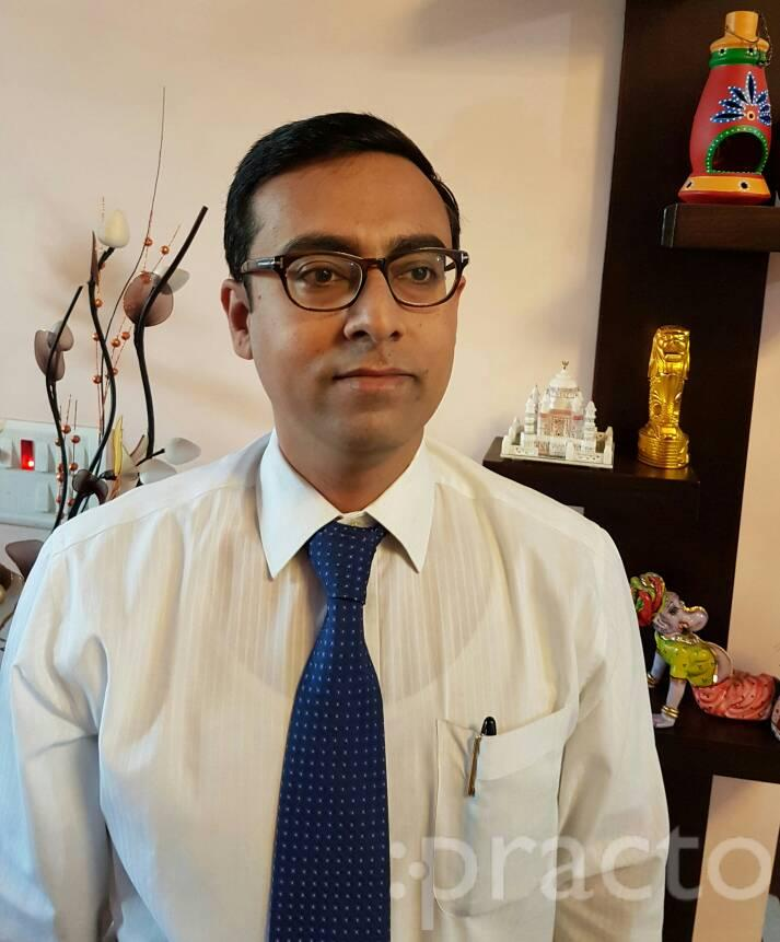 Dr. Sumeet Badhwar - Orthopedist
