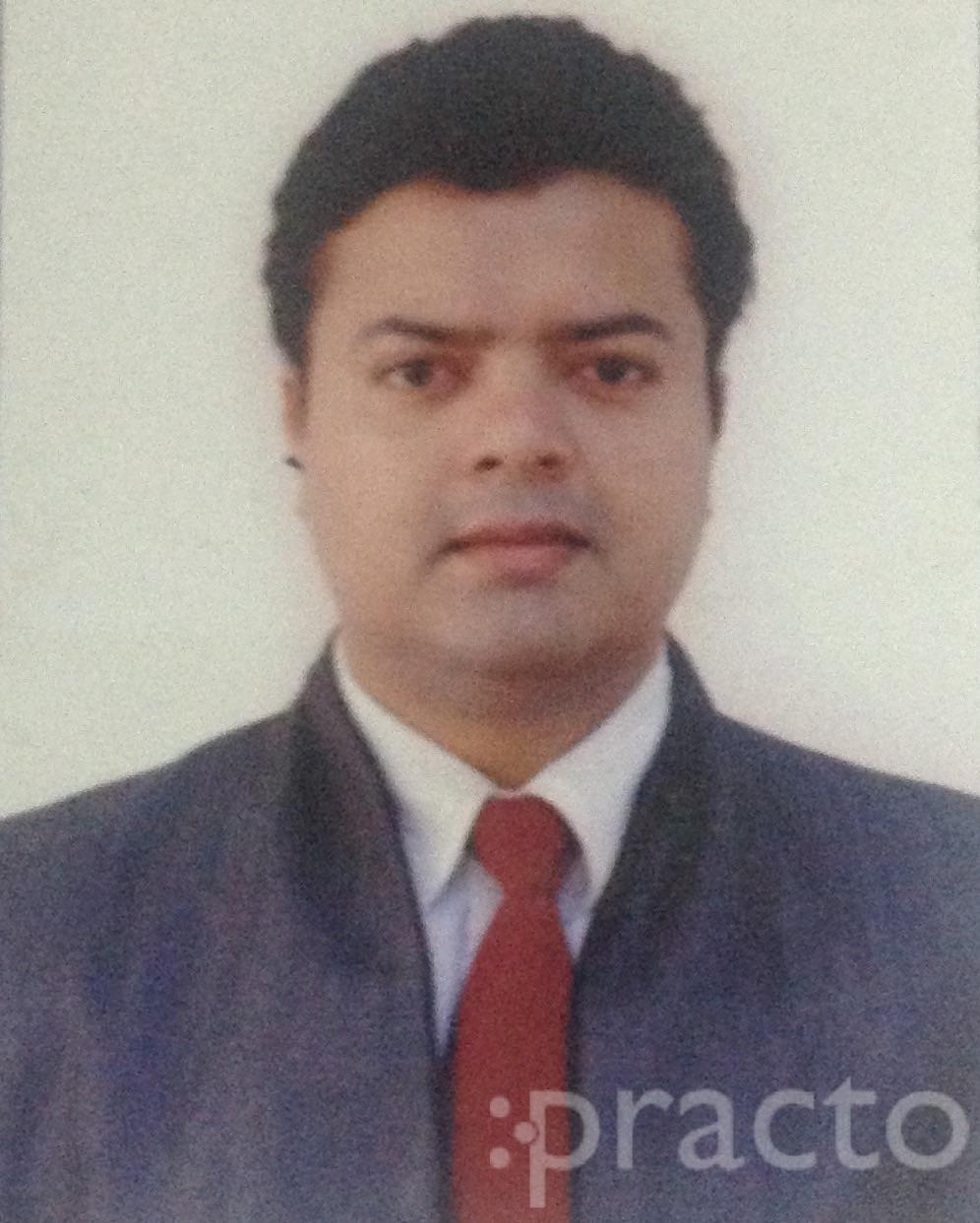 Dr. Sumeet Hardiya - Dentist
