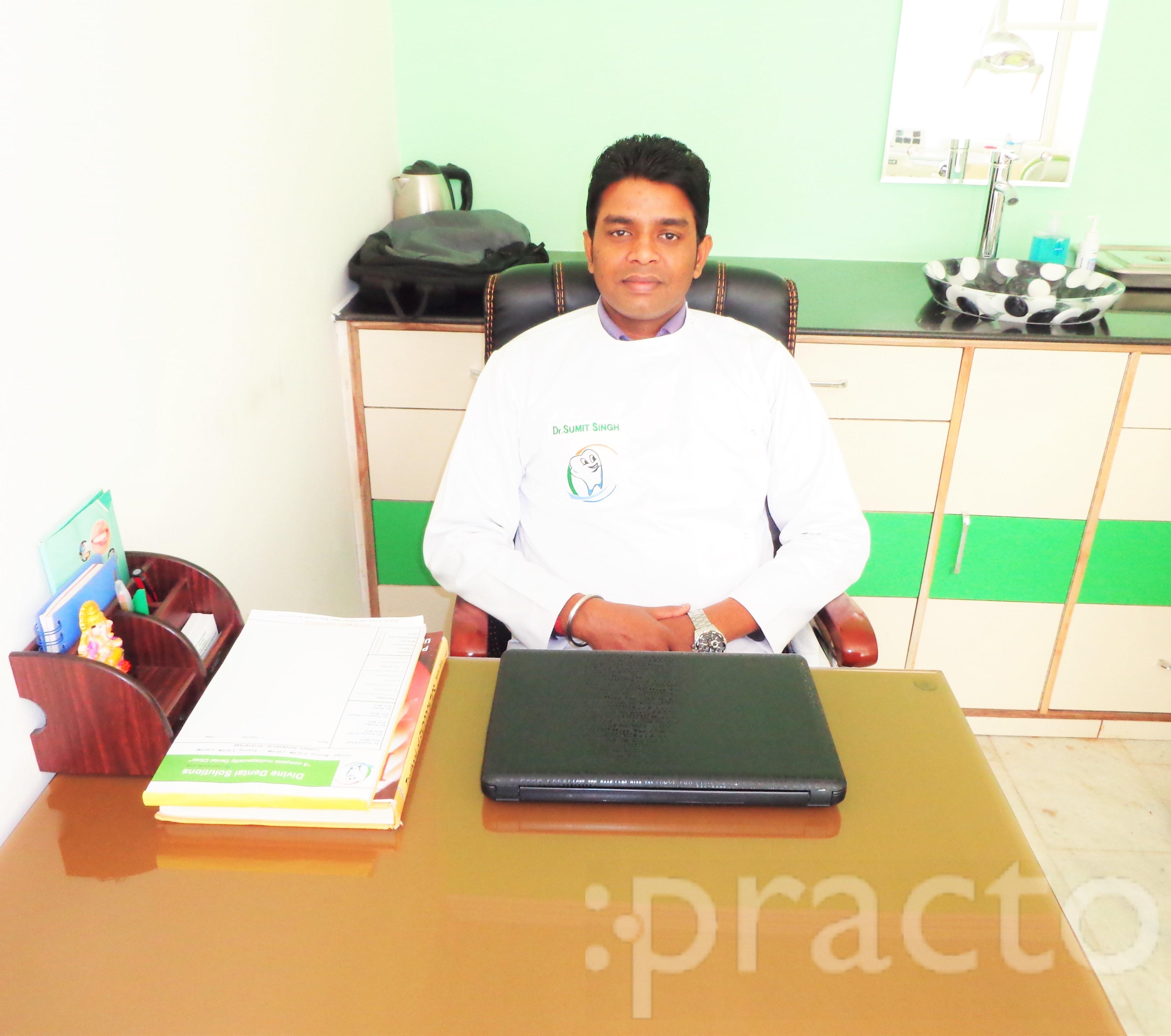 Dr. Sumit Singh - Dentist