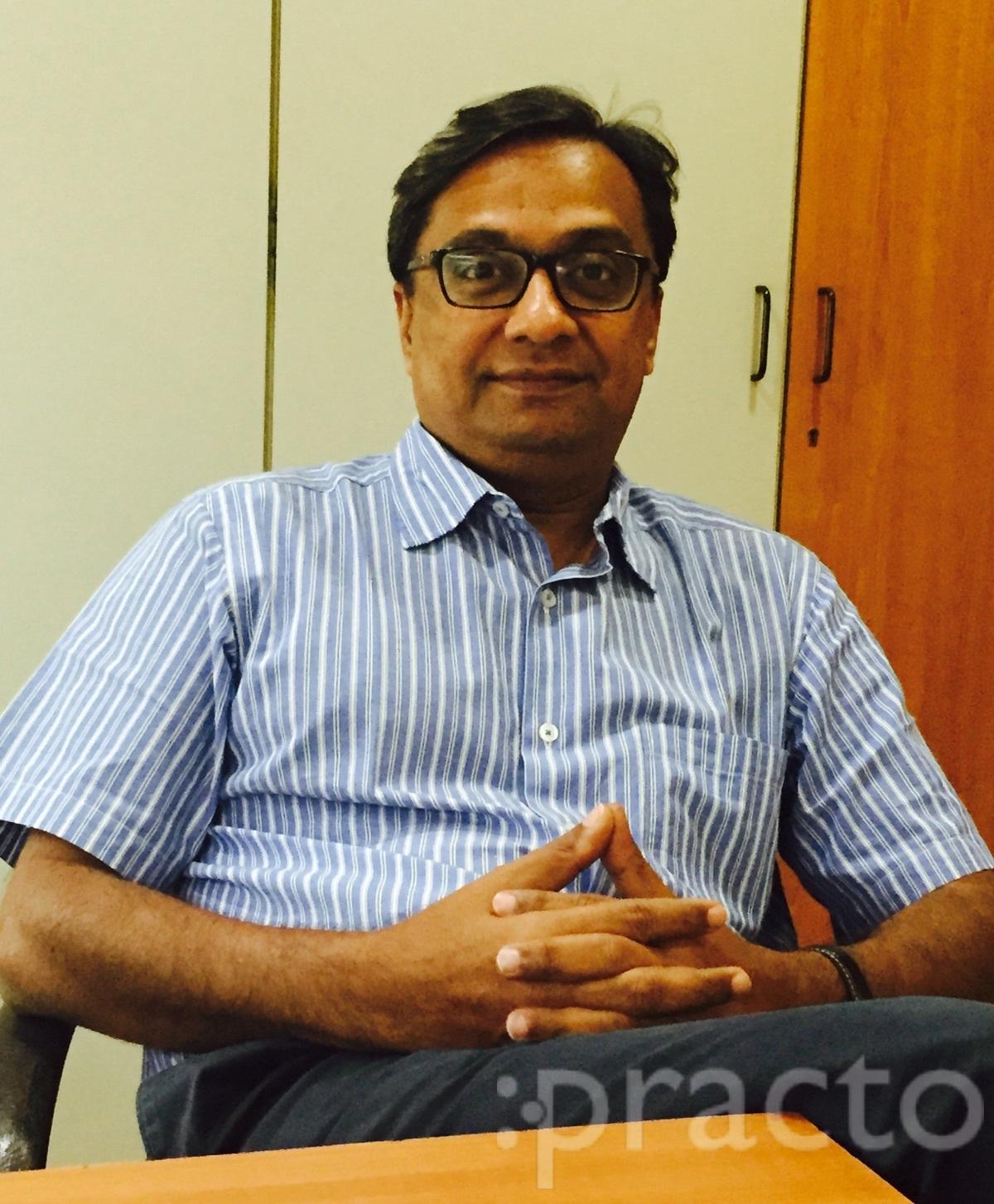 Dr. Suneel Shah - Neurosurgeon