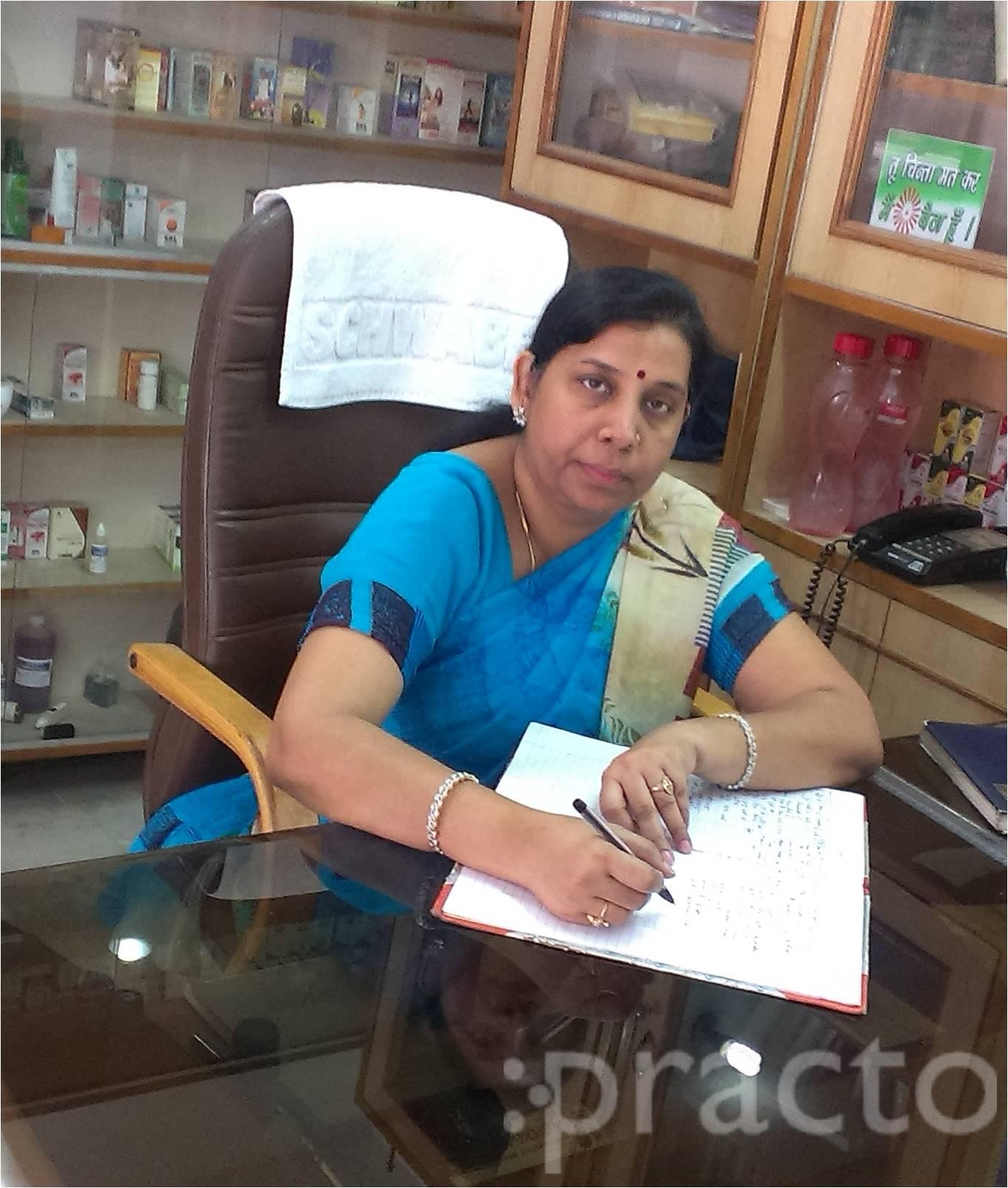 Dr. Suniita Aggarwal - Homeopath