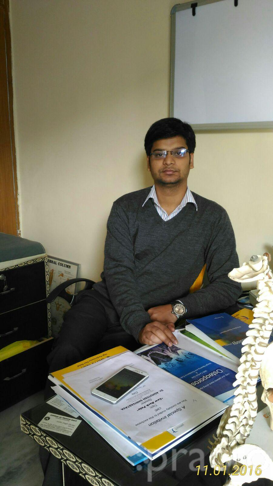 Dr. Sunil Gupta - Physiotherapist