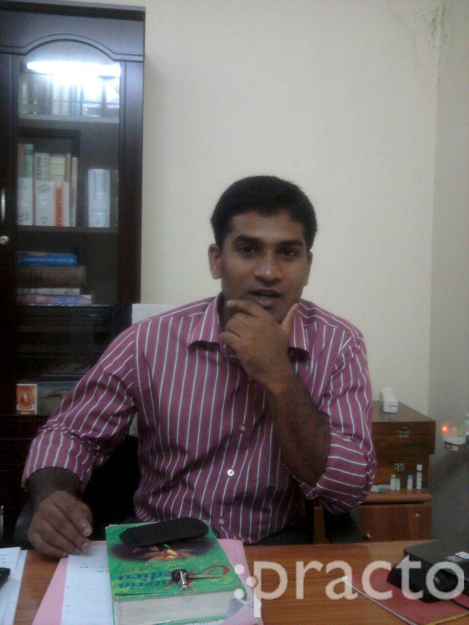 Dr. Sunil Kumar Eadara - Homeopath