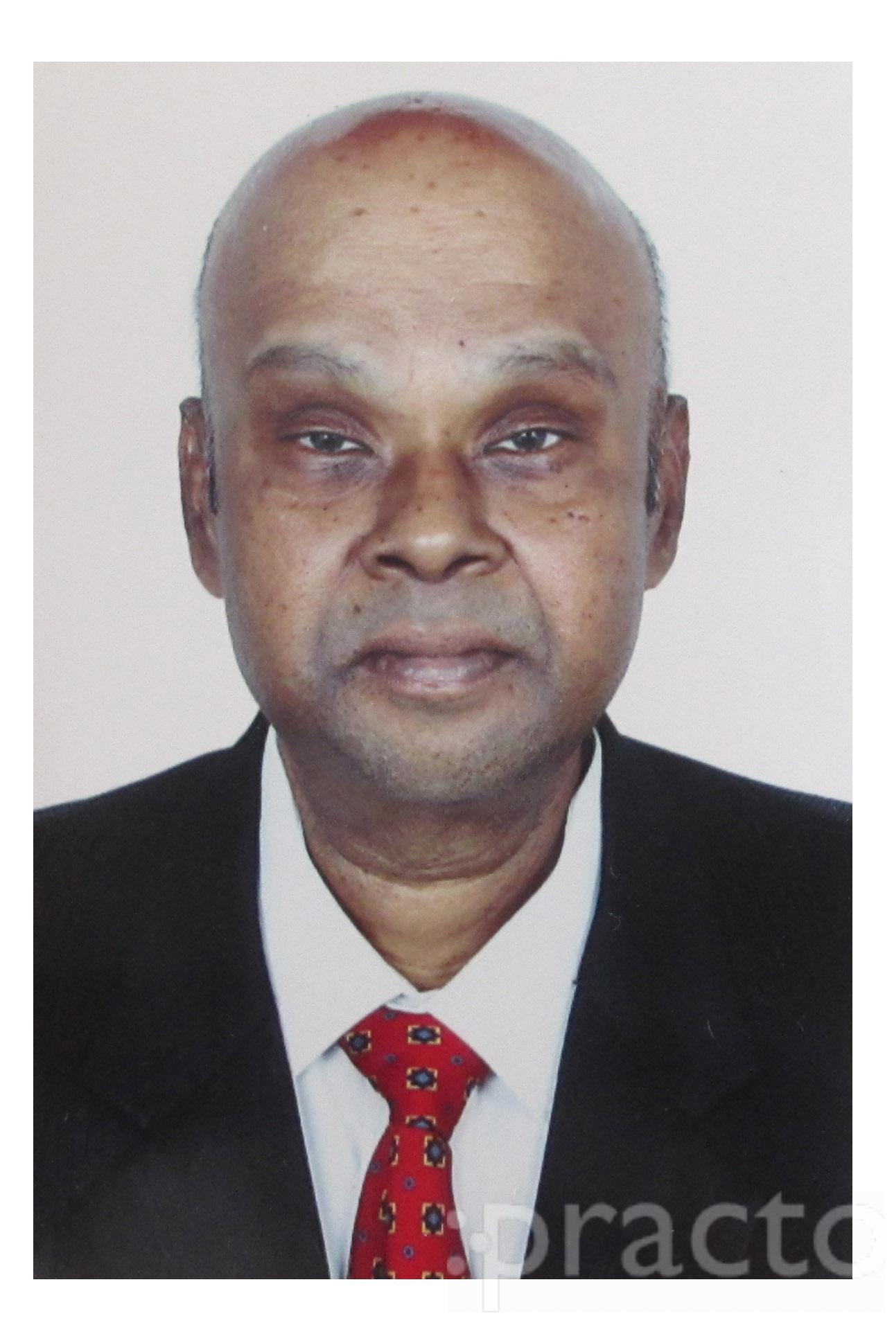 Dr. Sunil Kumar S - Ear-Nose-Throat (ENT) Specialist