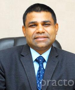 Dr. Sunil Reddy R.G - Dentist
