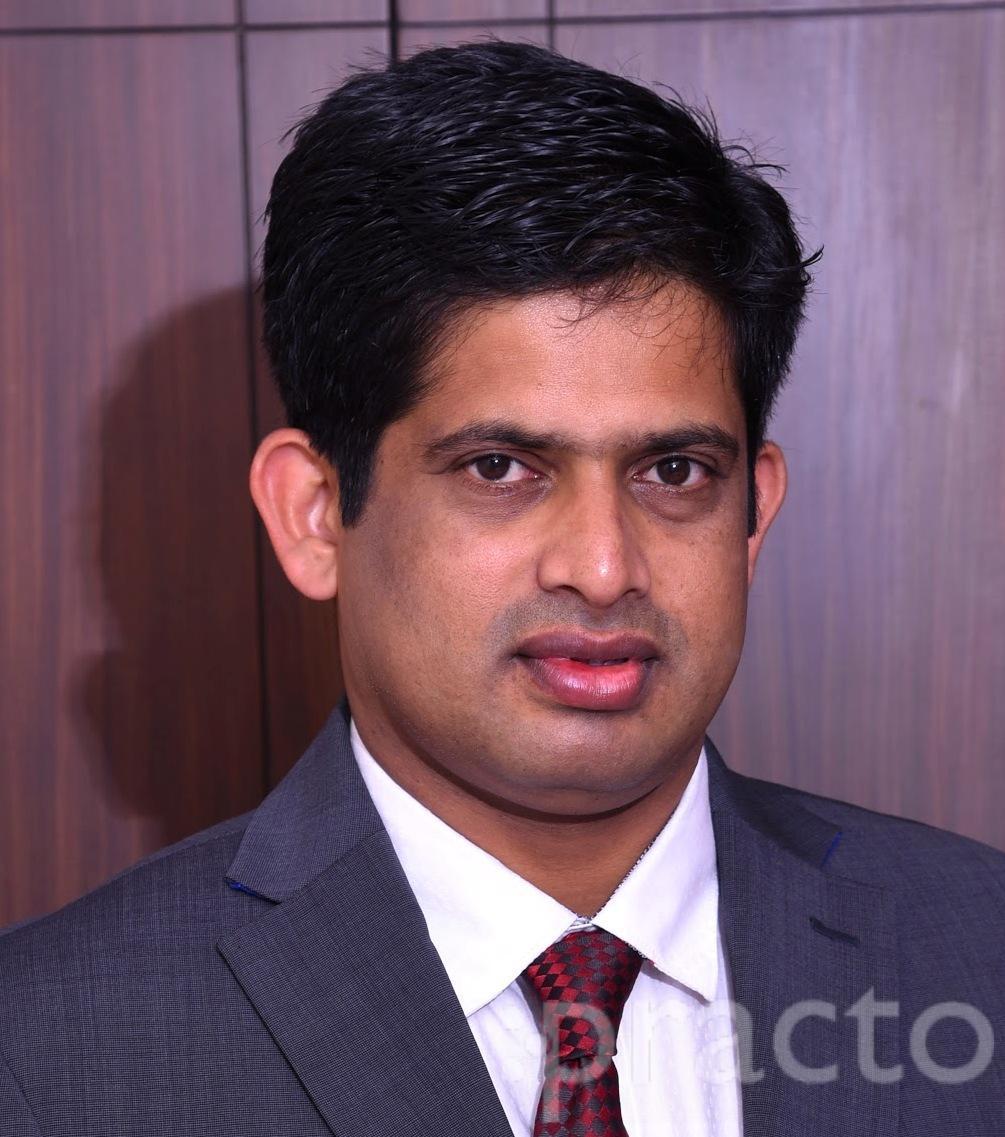 Dr. Sunil Shetty - Dentist
