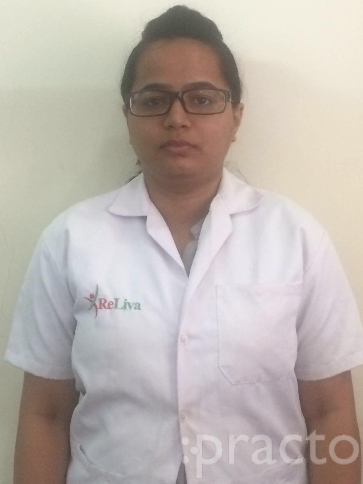 Dr. Supriya Daund - Physiotherapist