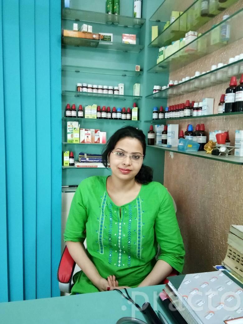 Dr. Supriya Kabra - Homeopath