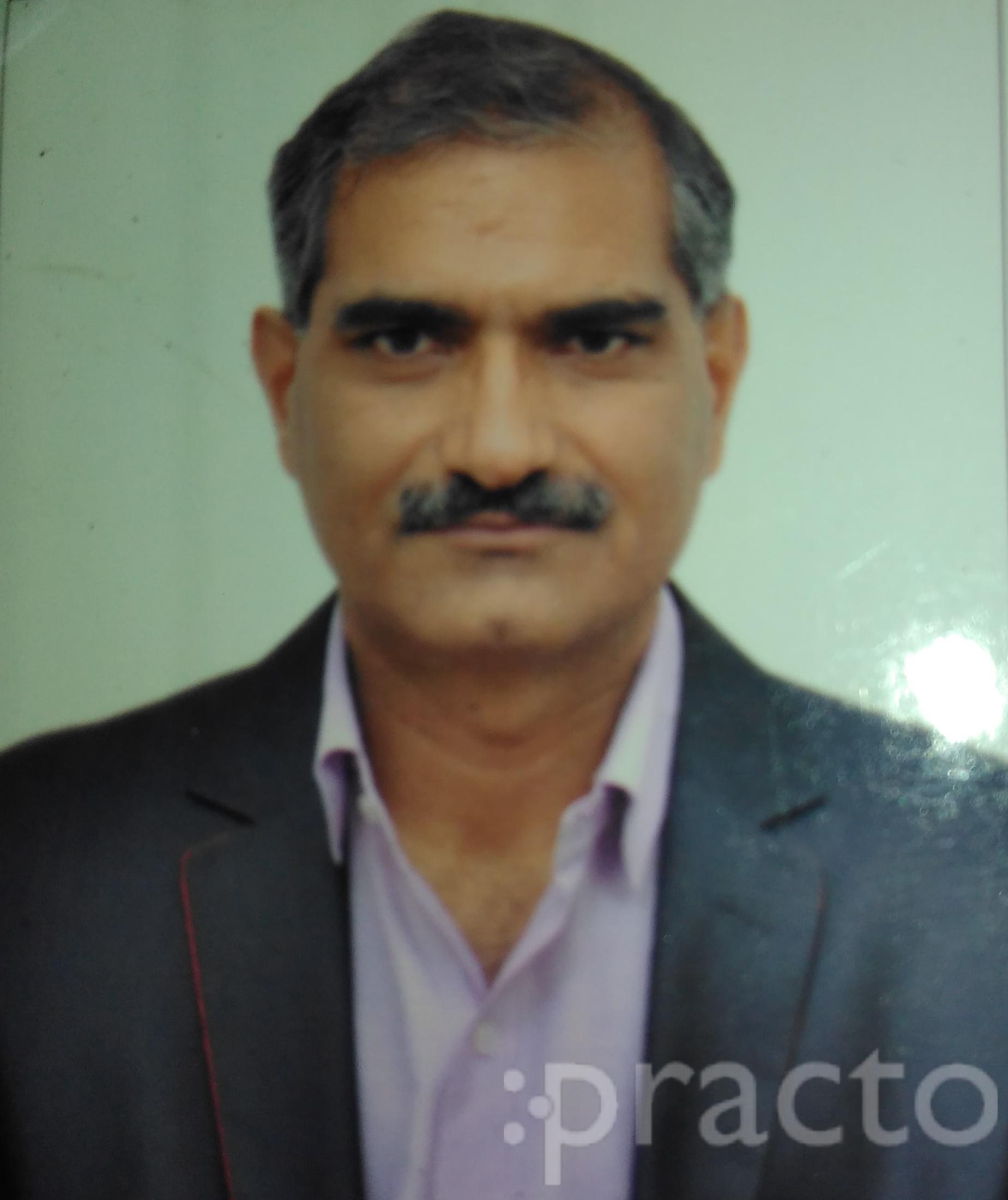 Dr. Surender Yadav - Pediatrician