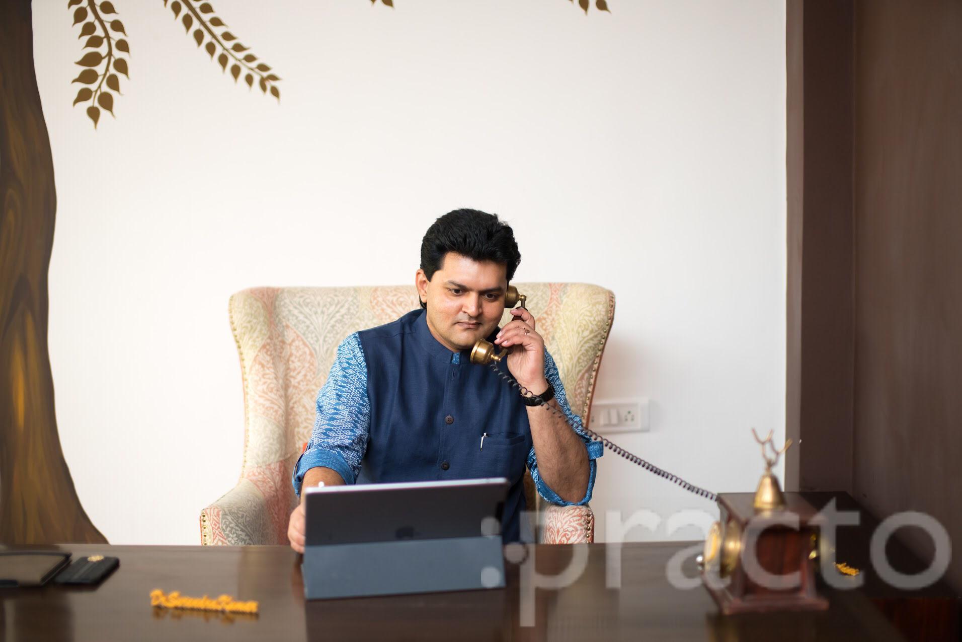 Dr. Surendra Kumar Alluri - Dentist
