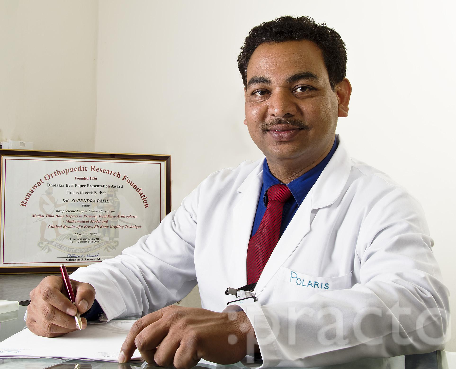 Dr. Surendra Patil - Orthopedist