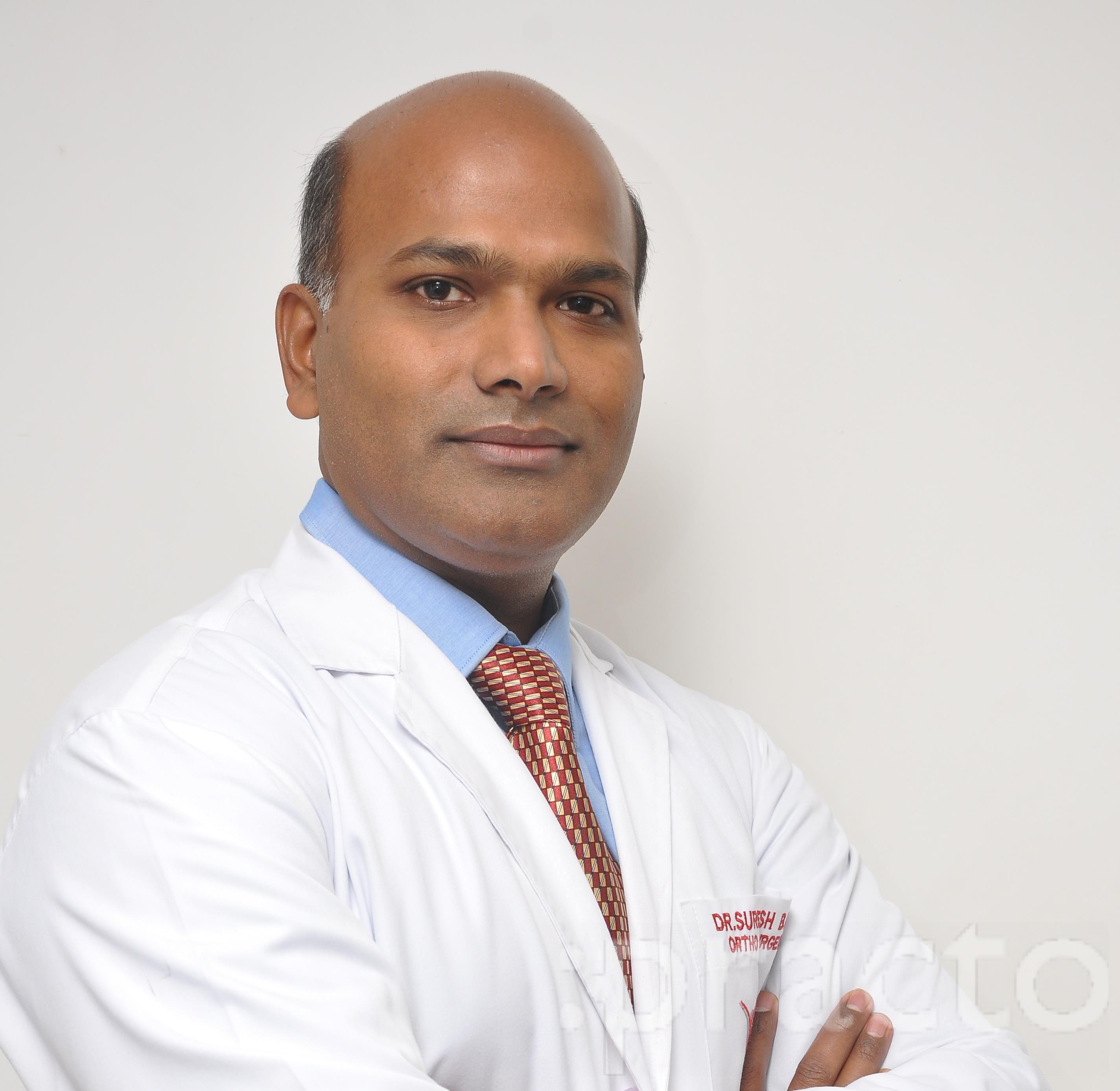 Dr. Suresh Babu - Orthopedist
