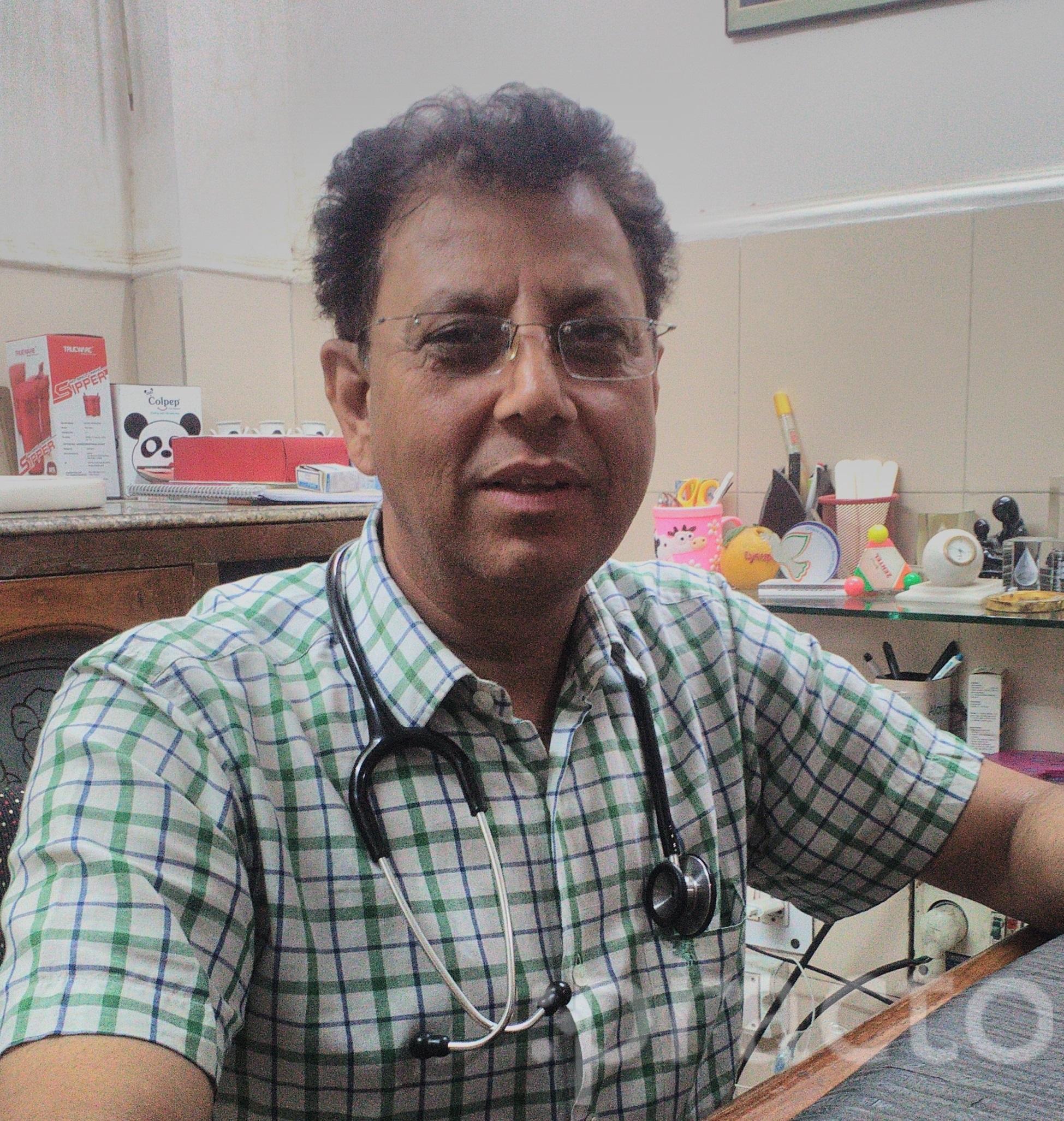 Dr. Suresh Bali - Pediatrician