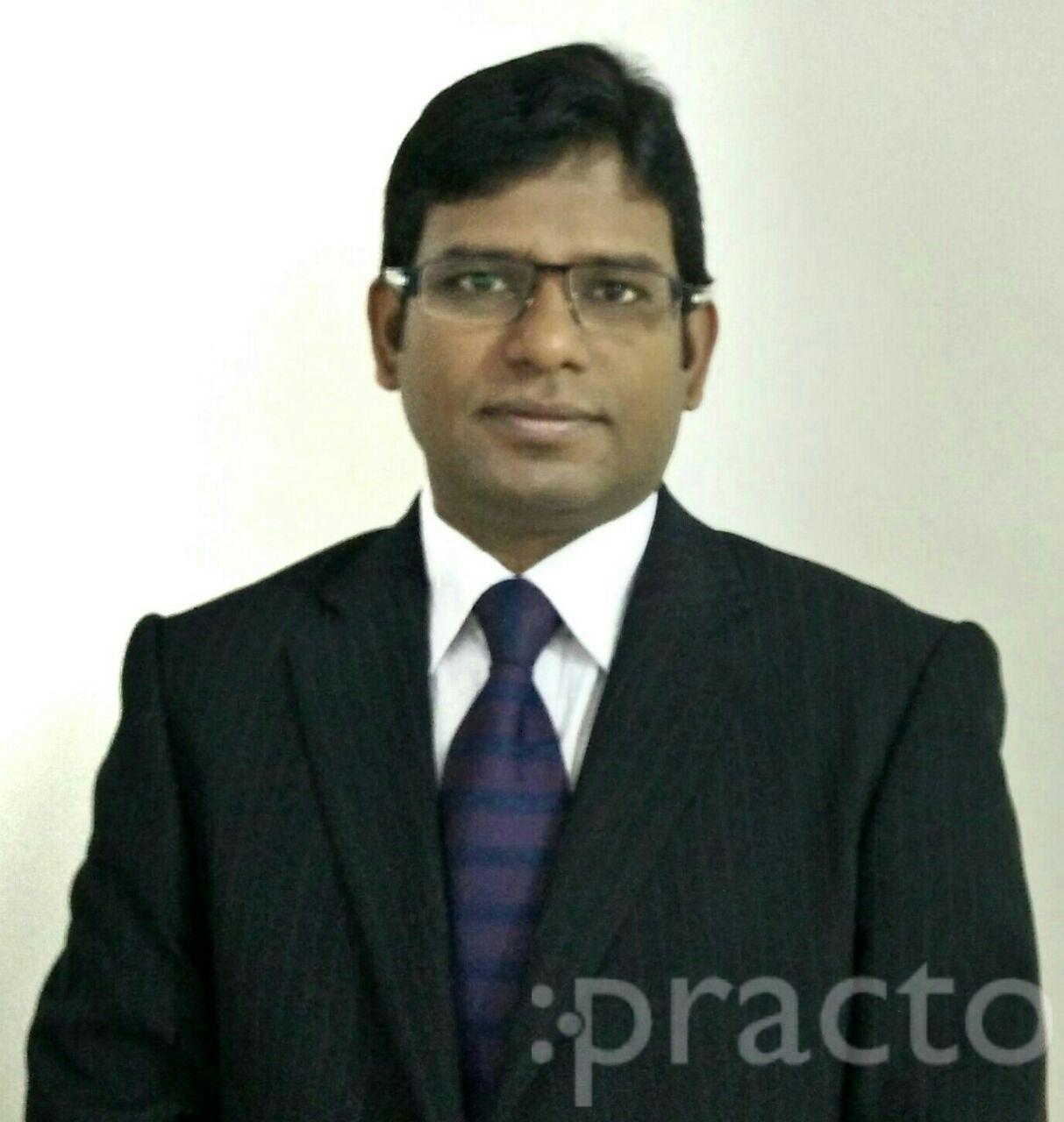 Dr. SURESH KUMAR M ANNAMALAI - Orthopedist