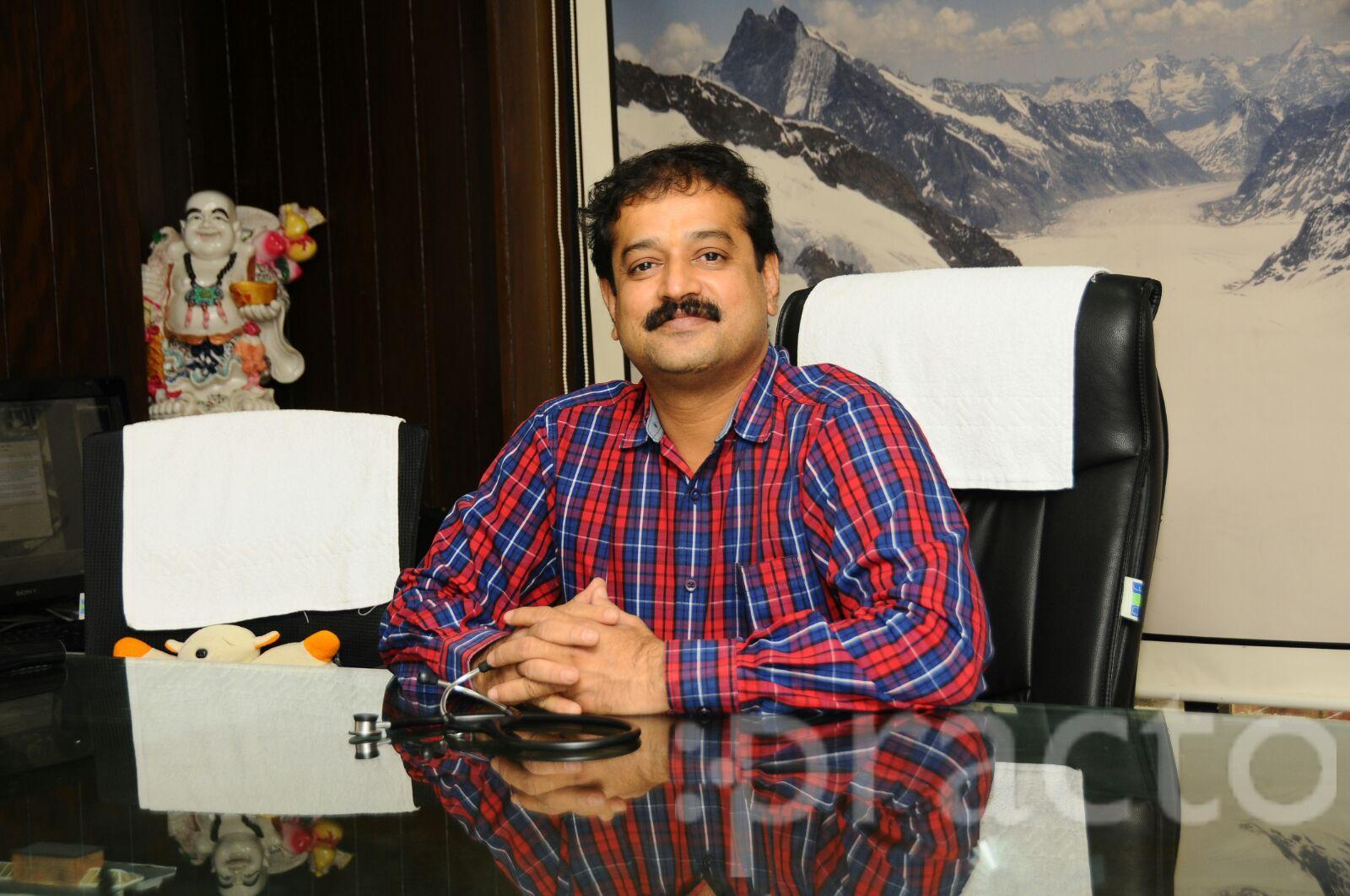 Dr. Sushil Parakh - Pediatrician