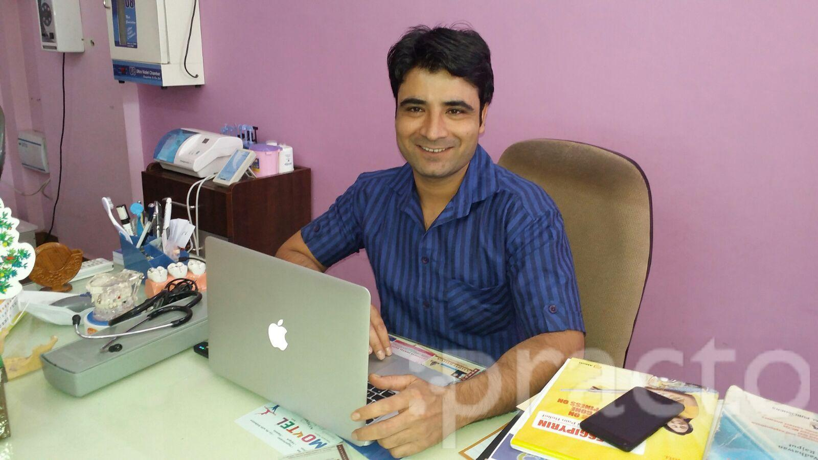 Dr. Sushil Sharma - Dentist