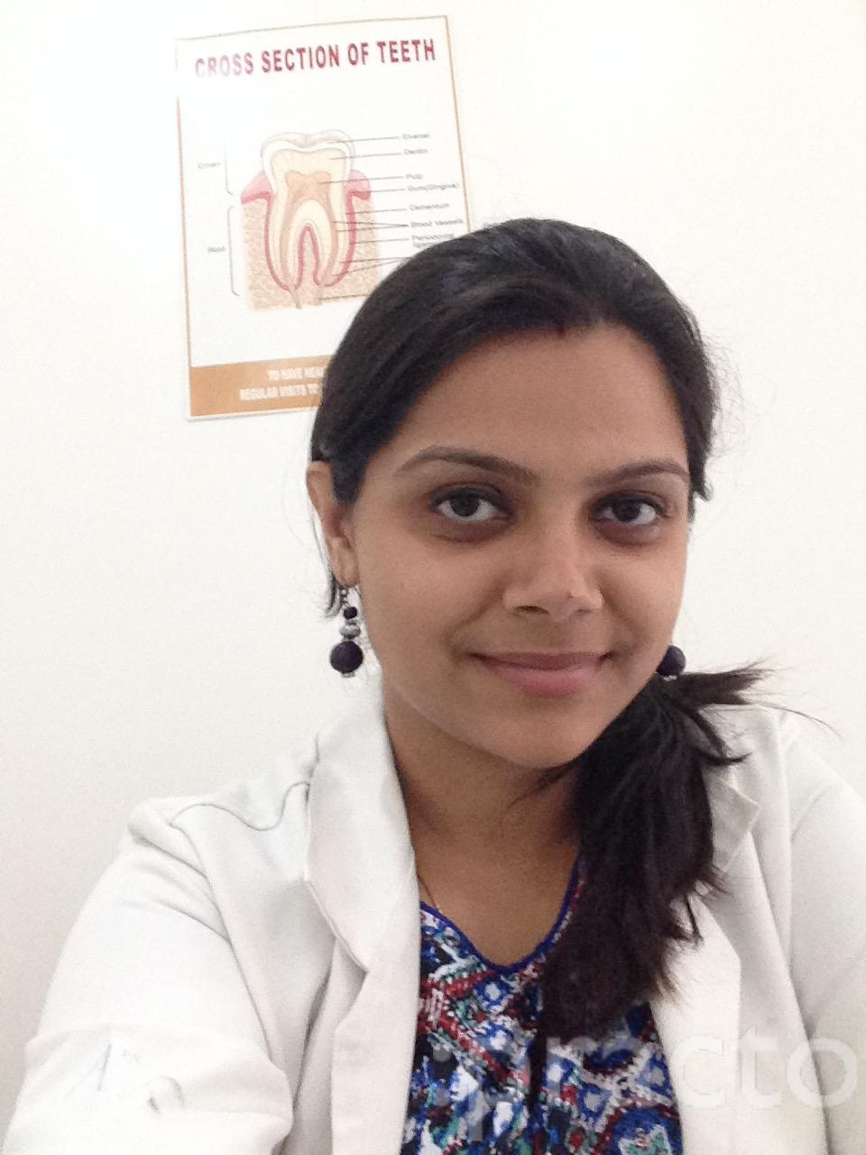 Dr. Sushmita - Dentist