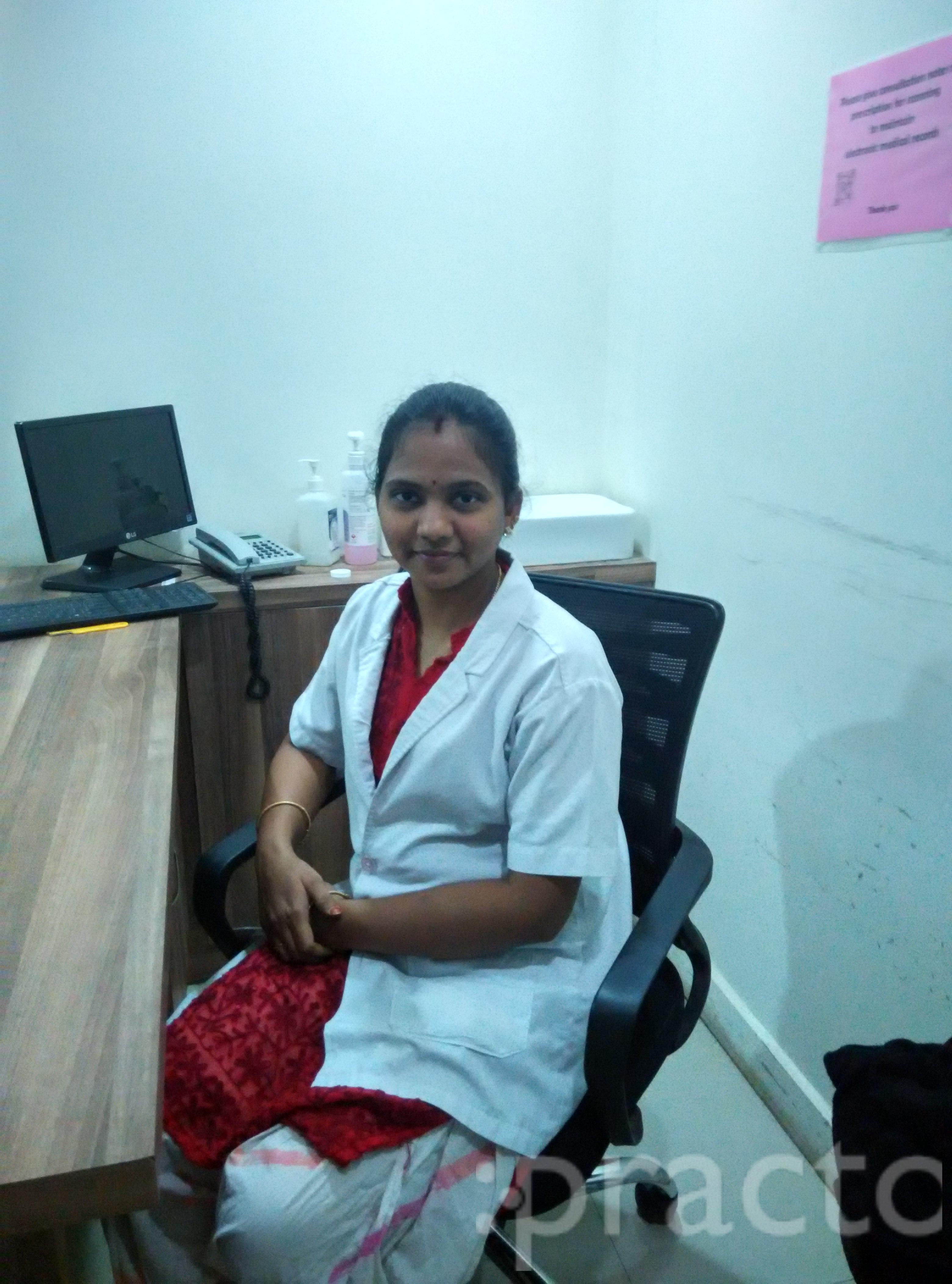 Dr. Susmitha Sarath - Physiotherapist