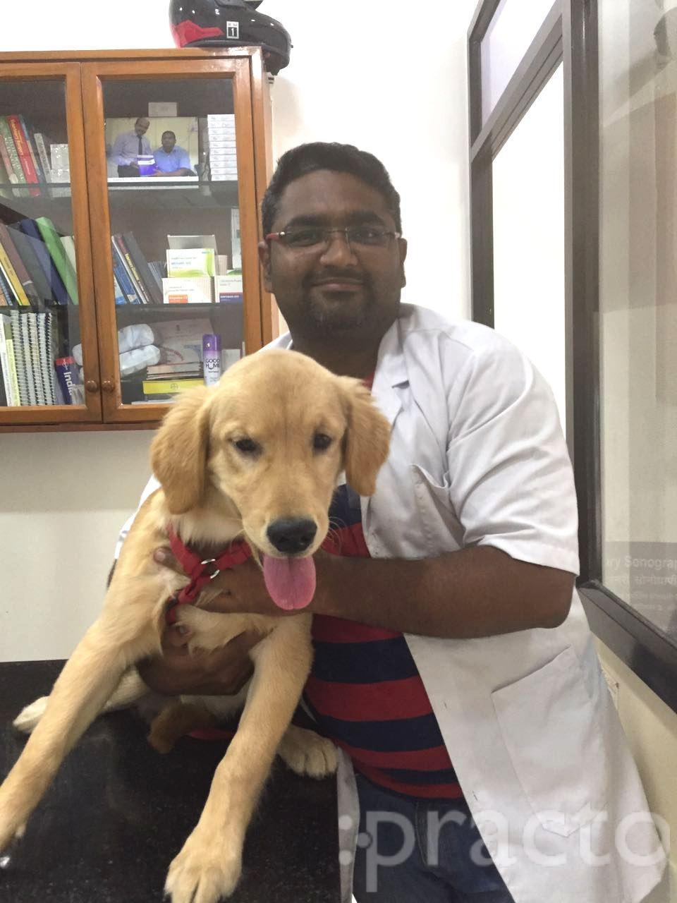 Dr. Swagat Deshkar - Veterinarian