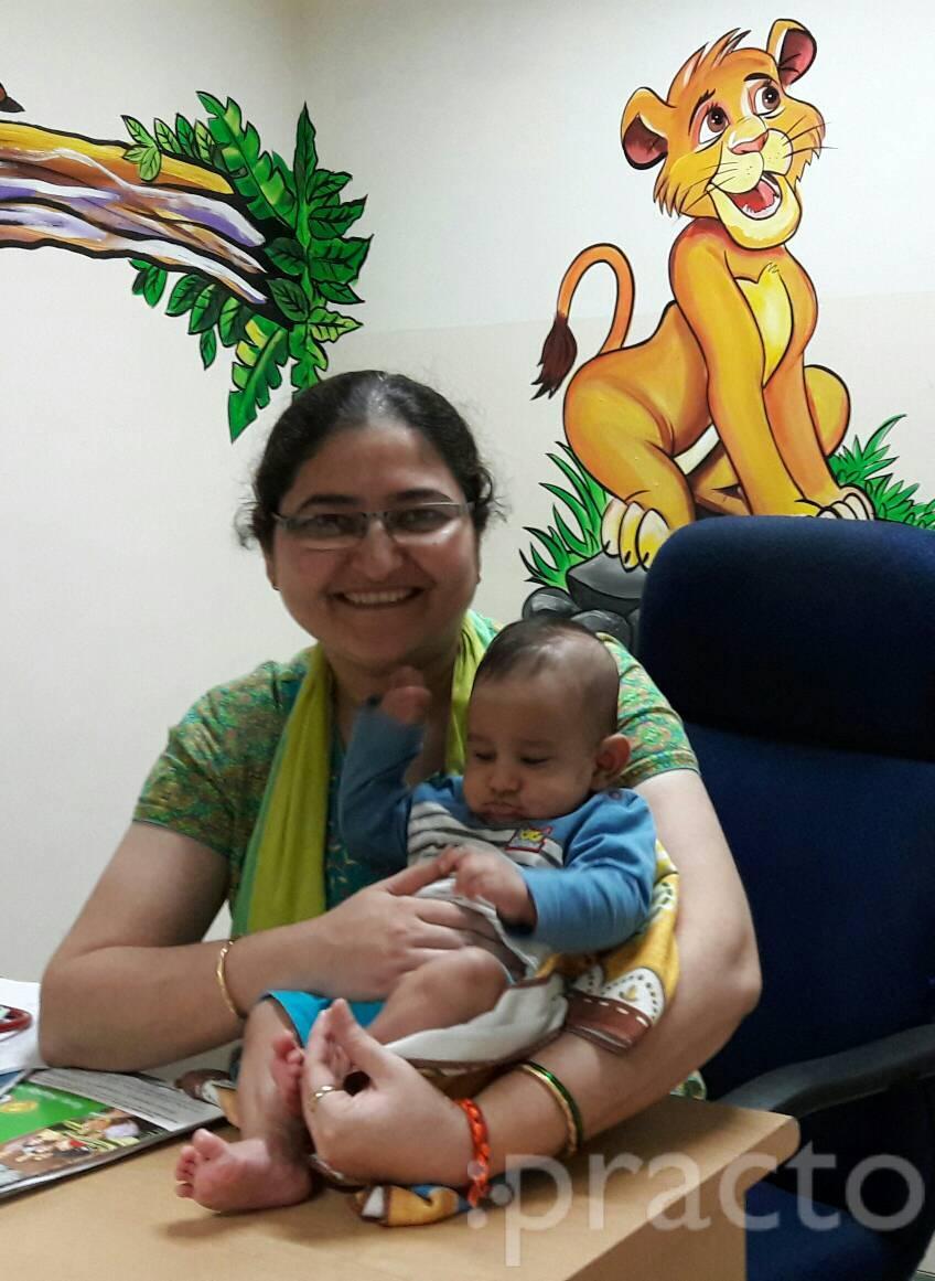 Dr. Swati Gupta - Pediatrician