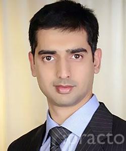 Dr. Syed Maaz Mohiuddin - Ophthalmologist