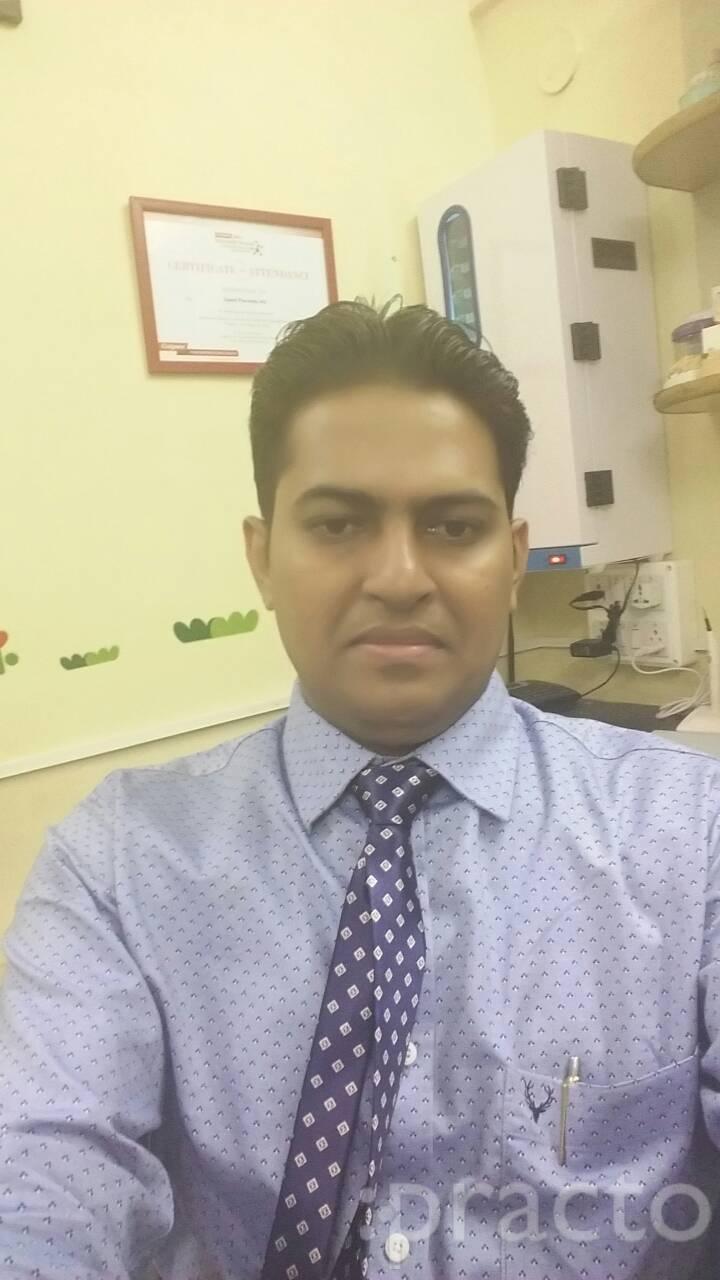 Dr. Syed Parveez Ali - Dentist