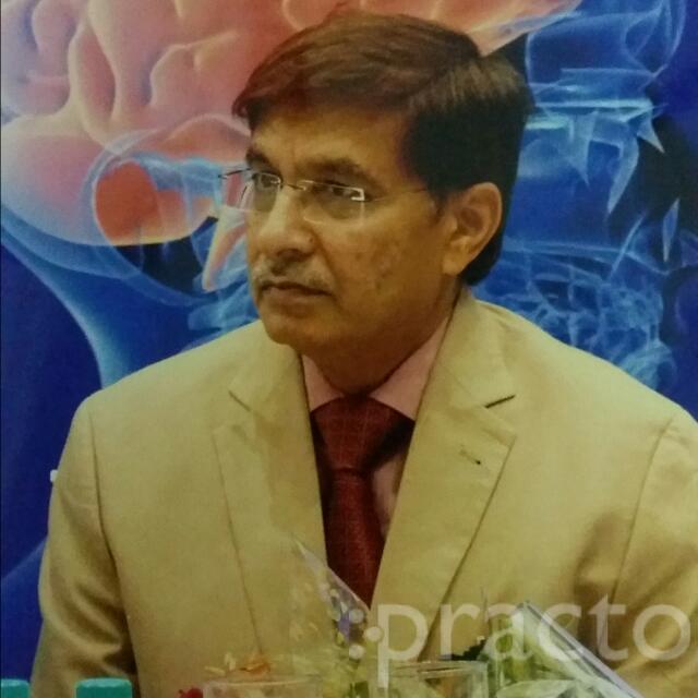 Dr. T N Dubey - Neurologist