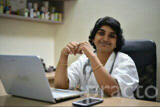 Dr. T Neelaveni - Homeopath