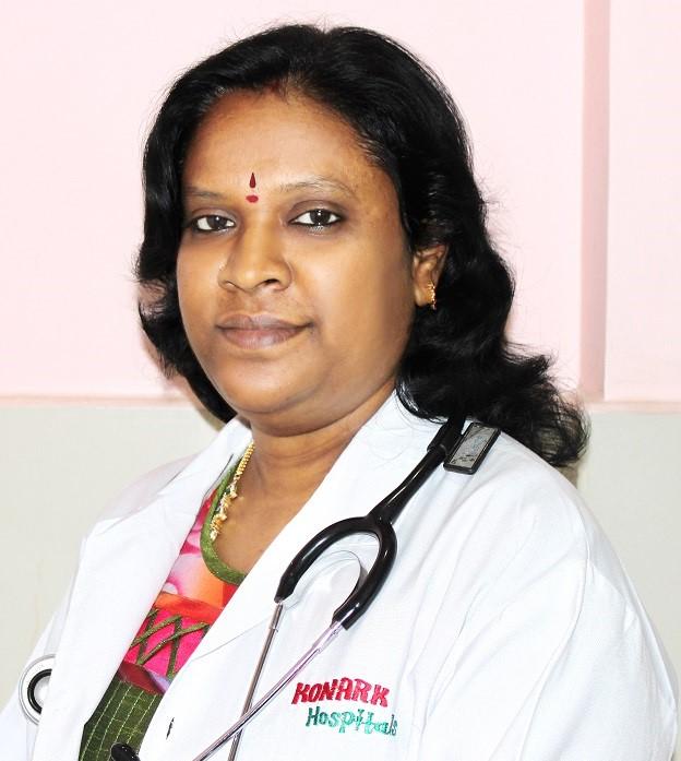 Dr. T Rajani Ashok - Gynecologist/Obstetrician