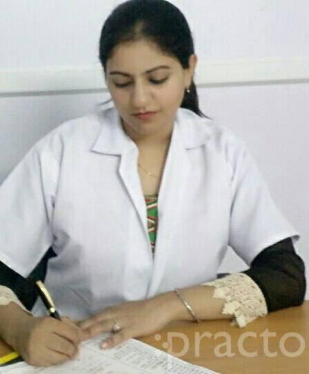 Dr. Tapsya Batra (PT) - Physiotherapist
