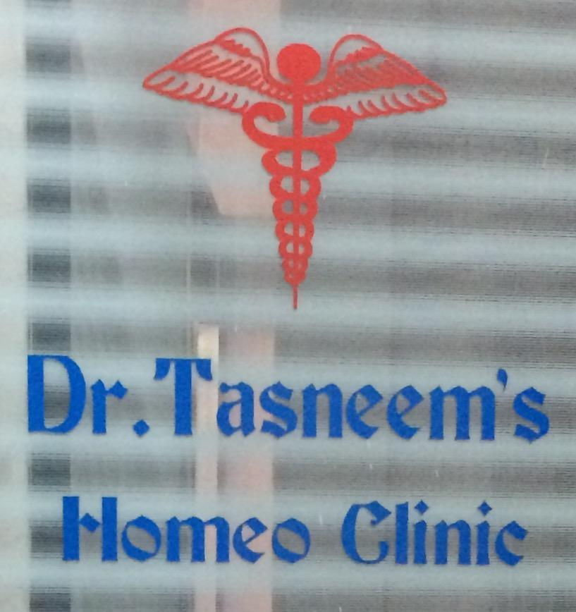 Dr. Tasneem's Homeo Clinic