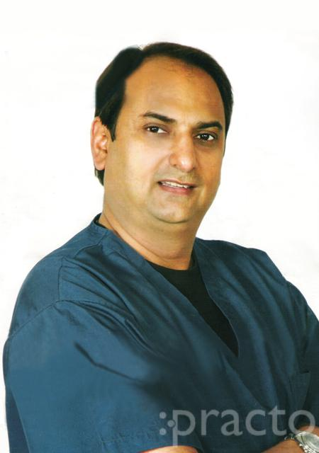 Dr. Tejas Shah - Ophthalmologist