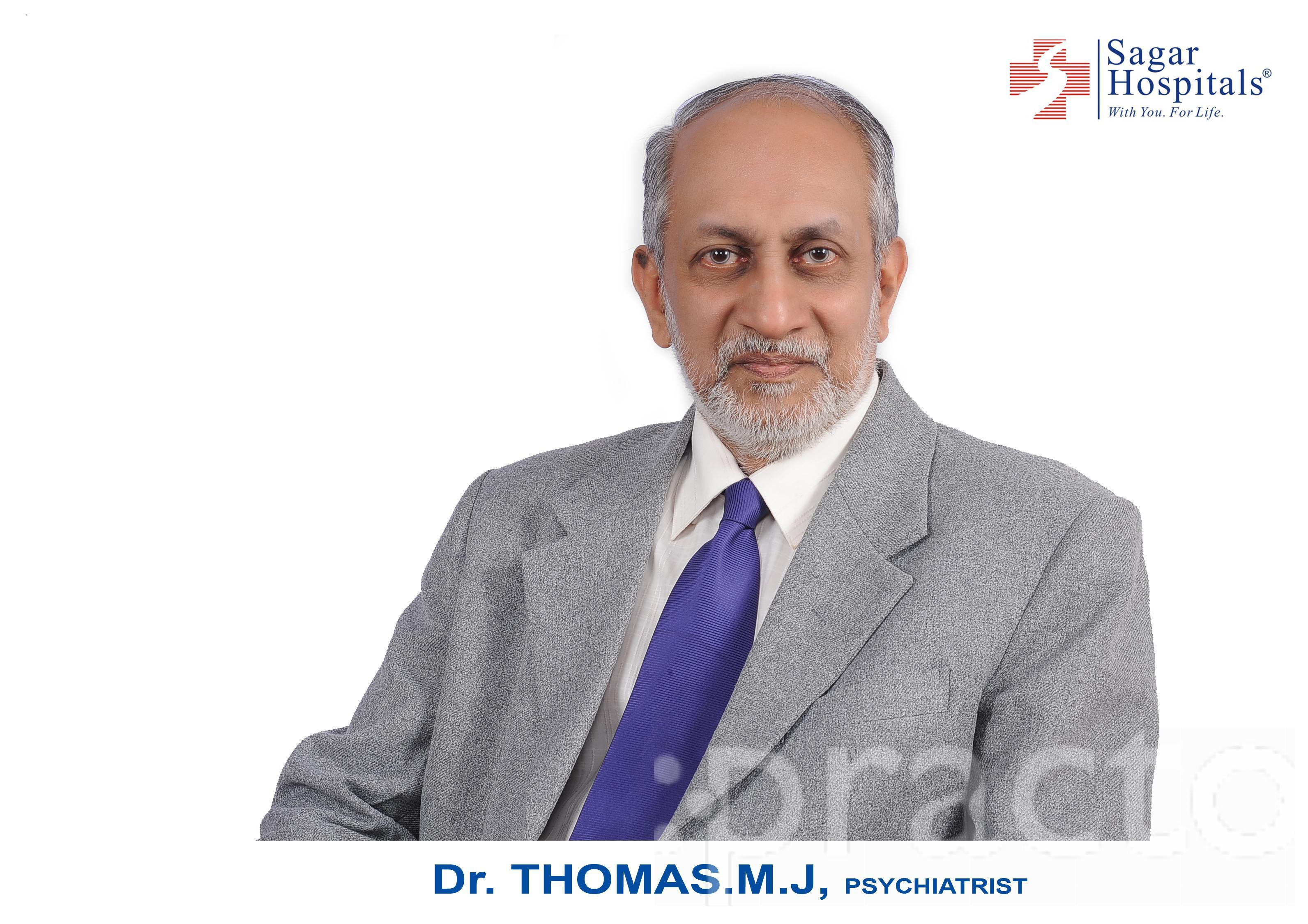 Dr. Thomas MJ - Psychiatrist